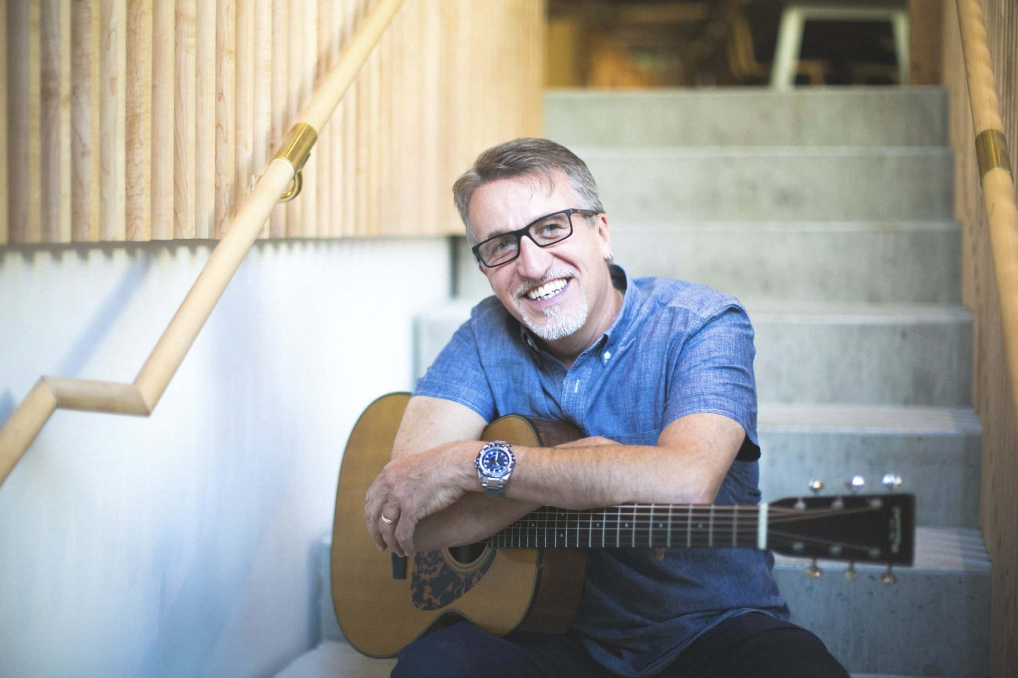 SUPPLIED</p><p>Steve Bell will perform at Grant Memorial Church on Nov. 26 as part of his Canadian tour.</p>