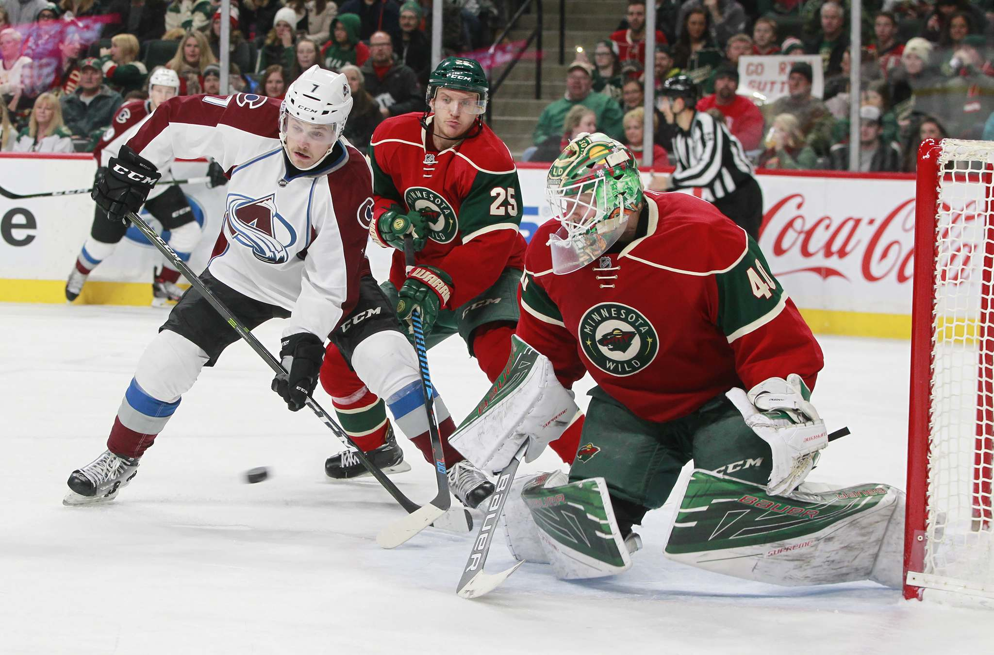 Dubnyk Goes From Bust To Breakout Star
