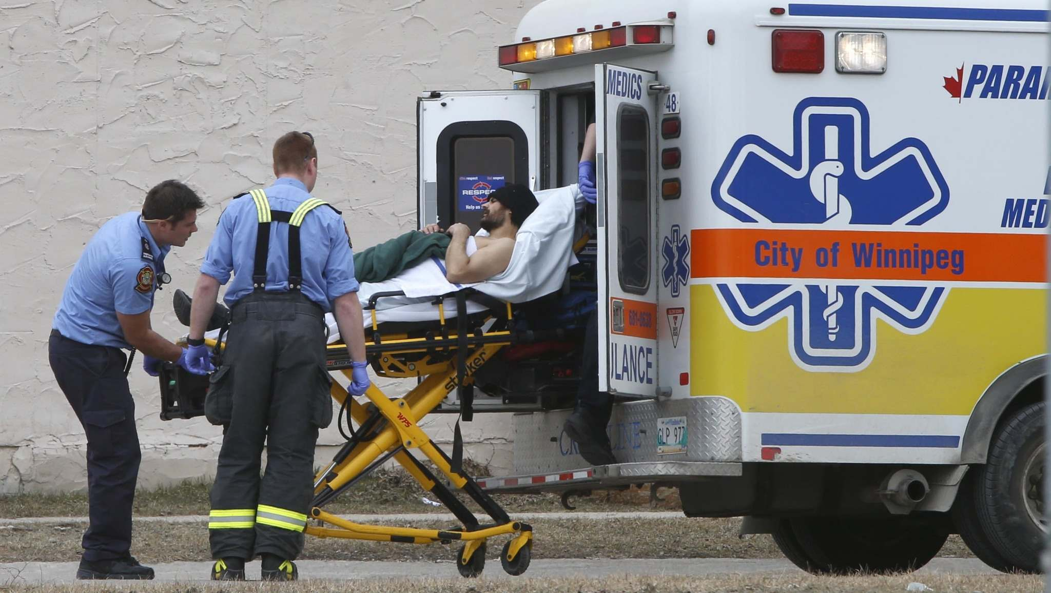 WAYNE GLOWACKI / WINNIPEG FREE PRESS FILES</p><p>Paramedics are one of the few health-care providers in Manitoba not currently included in the Regulated Health Professions Act.</p>