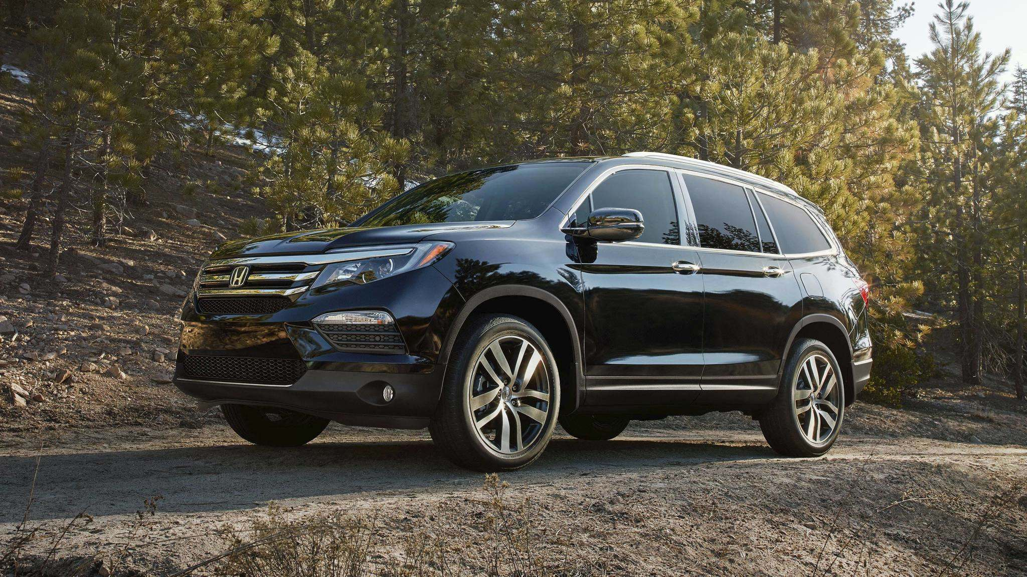 HONDA CANADAThe Honda Pilot is as close as anything to being able to replace the comfort and functionality of the minivan.