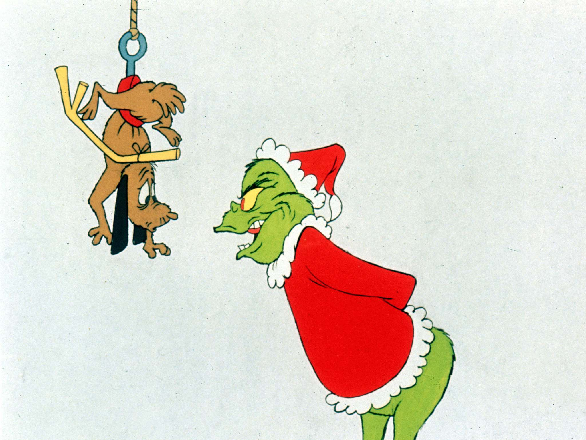 How The Grinch Stole Christmas Characters Animated.You Re An Old One Mr Grinch Winnipeg Free Press