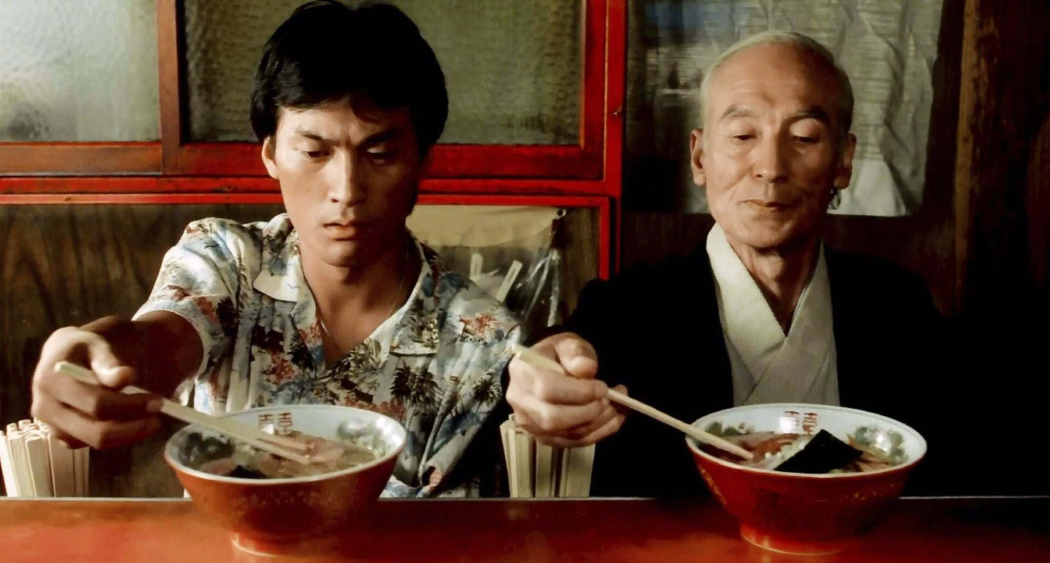 CINEMATHEQUE</p><p>Tampopo is about a pair of truck drivers who are determined to turn a so-so café into the best ramen restaurant in town.</p></p>