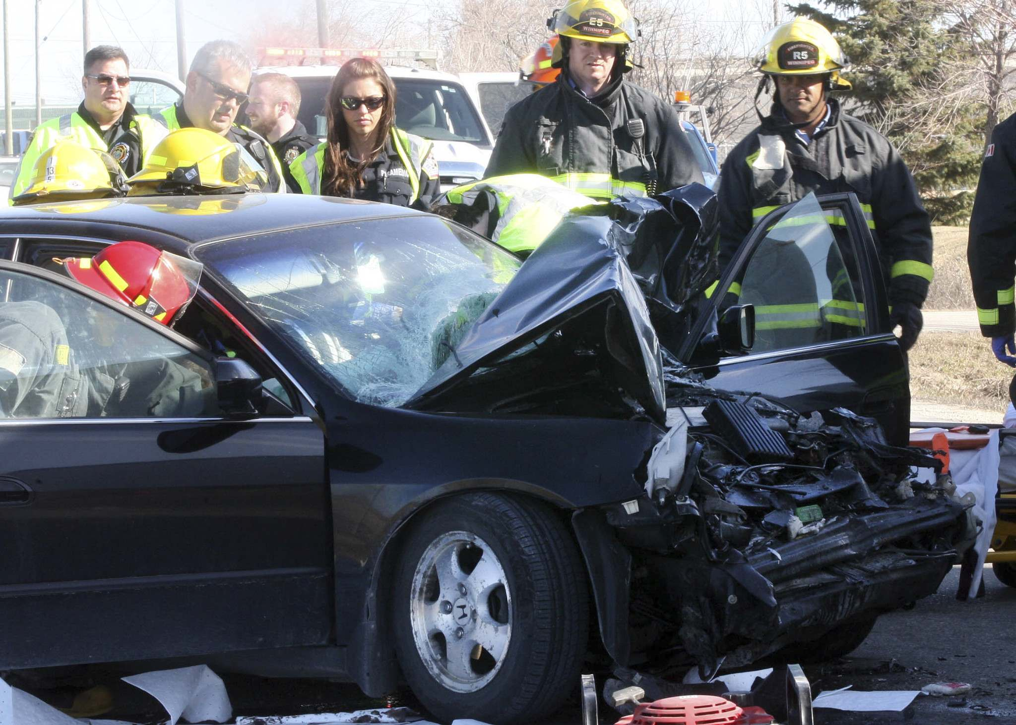 JOE BRYKSA / WINNIPEG FREE PRESS FILES</p><p>Statistics released by MPI on Wednesday indicate that 2016 was the deadliest year on Manitoba roads since 2006.</p>