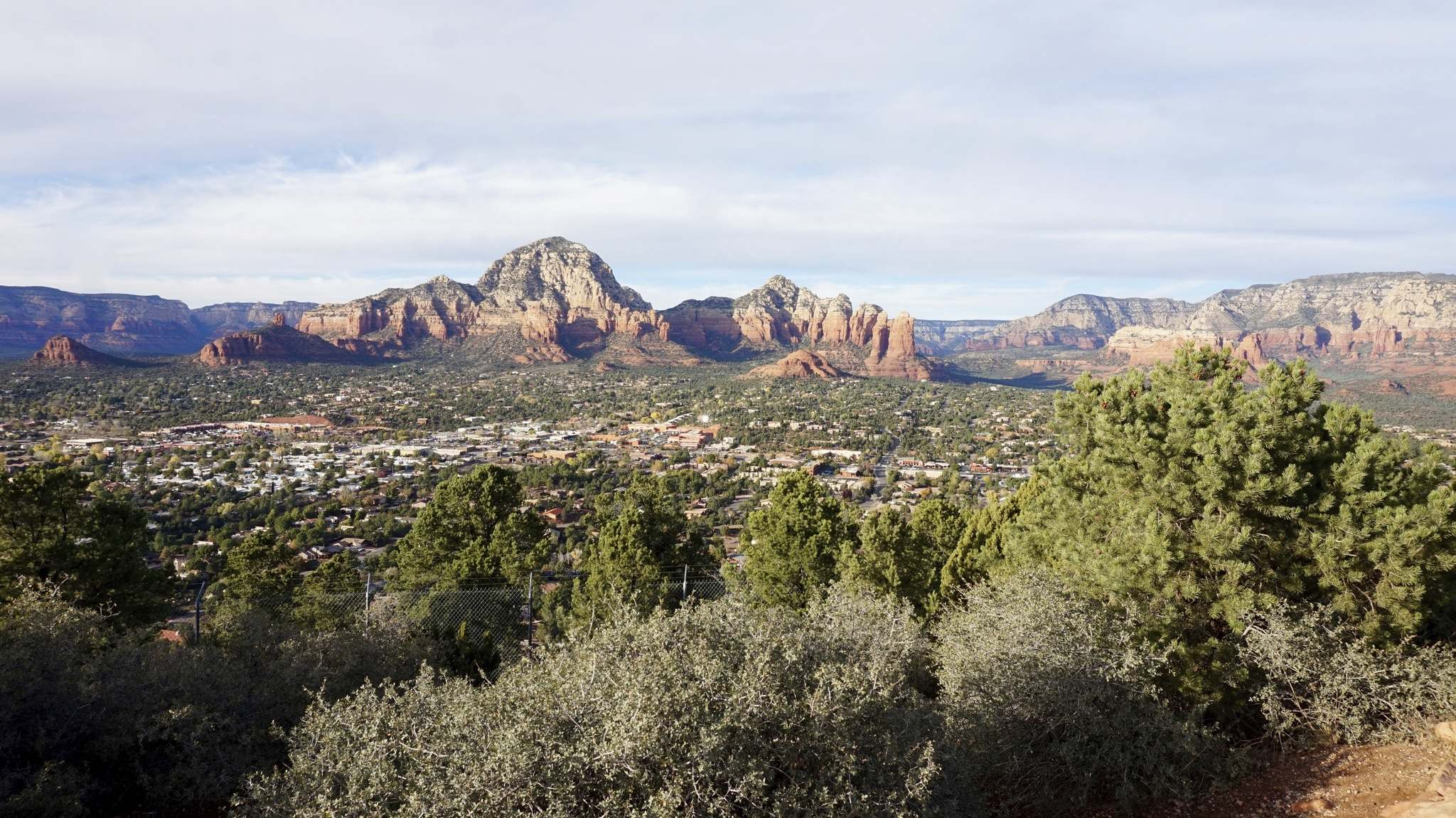 Sedona, Ariz., is world-renowned for its breathtaking trails and otherworldly rock formations.