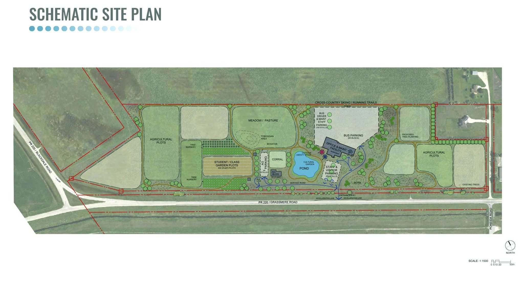 PRAIRIE ARCHITECTS INC.</p><p>The Seven Oaks School Division is building a state-of-the-art, farm-themed centre on 50 acres in the RM of West St. Paul.</p>