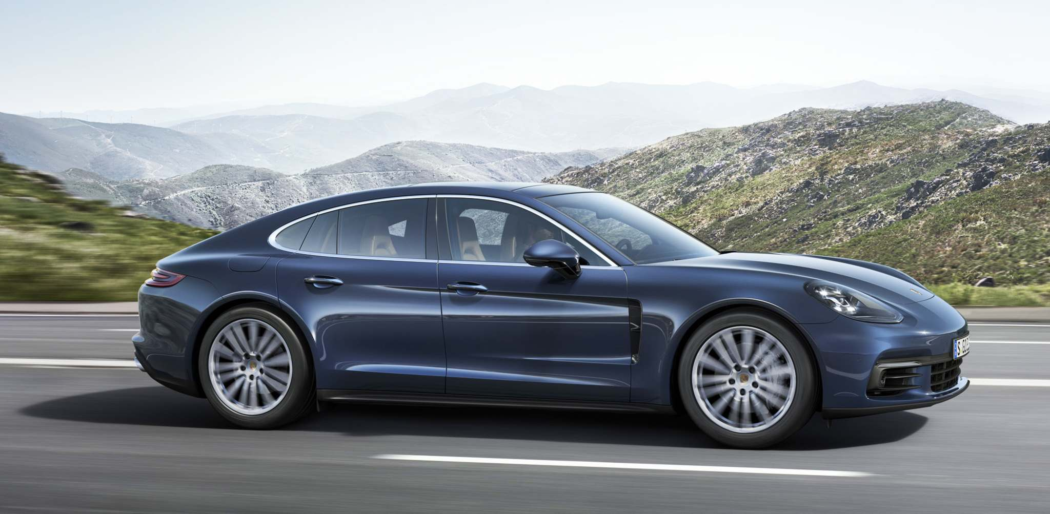 Porsche Canada The Porsche Panamera is all-new for 2017, with two new engine options, a new gearbox and the styling for both the interior and exterior was revamped.