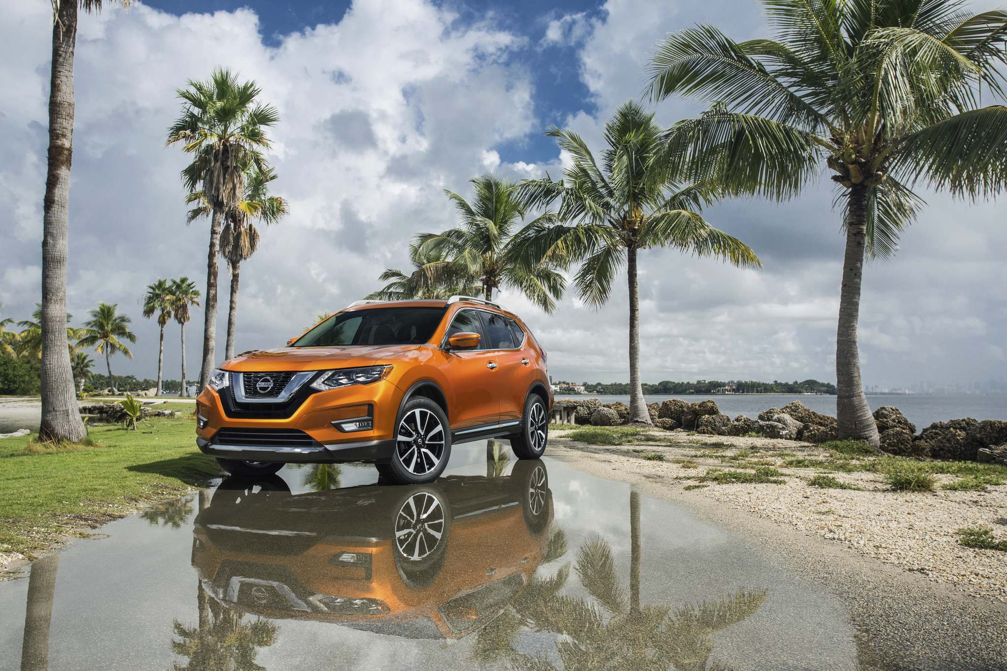 Photos / NissanThe Nissan Rogue, following three straight years of sales growth since the introduction of the completely redesigned second generation for the 2014 model year, takes another major step forward for 2017 with a new look, enhanced utility and an expanded suite of Nissan Safety Shield technologies.