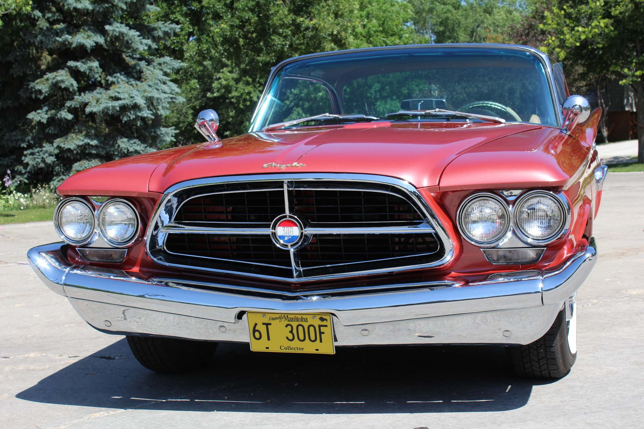 The car was from Madison, Wis., originally, but spent most of its life in southwest California before making its way to Ontario.