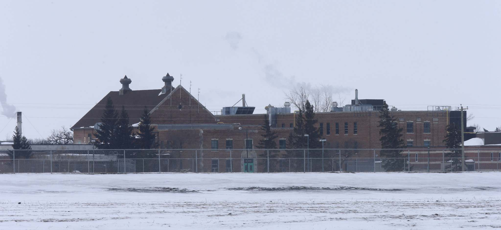 WAYNE GLOWACKI / WINNIPEG FREE PRESS FILES</p><p>Former chief provincial judge Ray Wyant saw a more crowded Headingley Correctional Centre in 2016 compared to his visit 40 years earlier.</p>