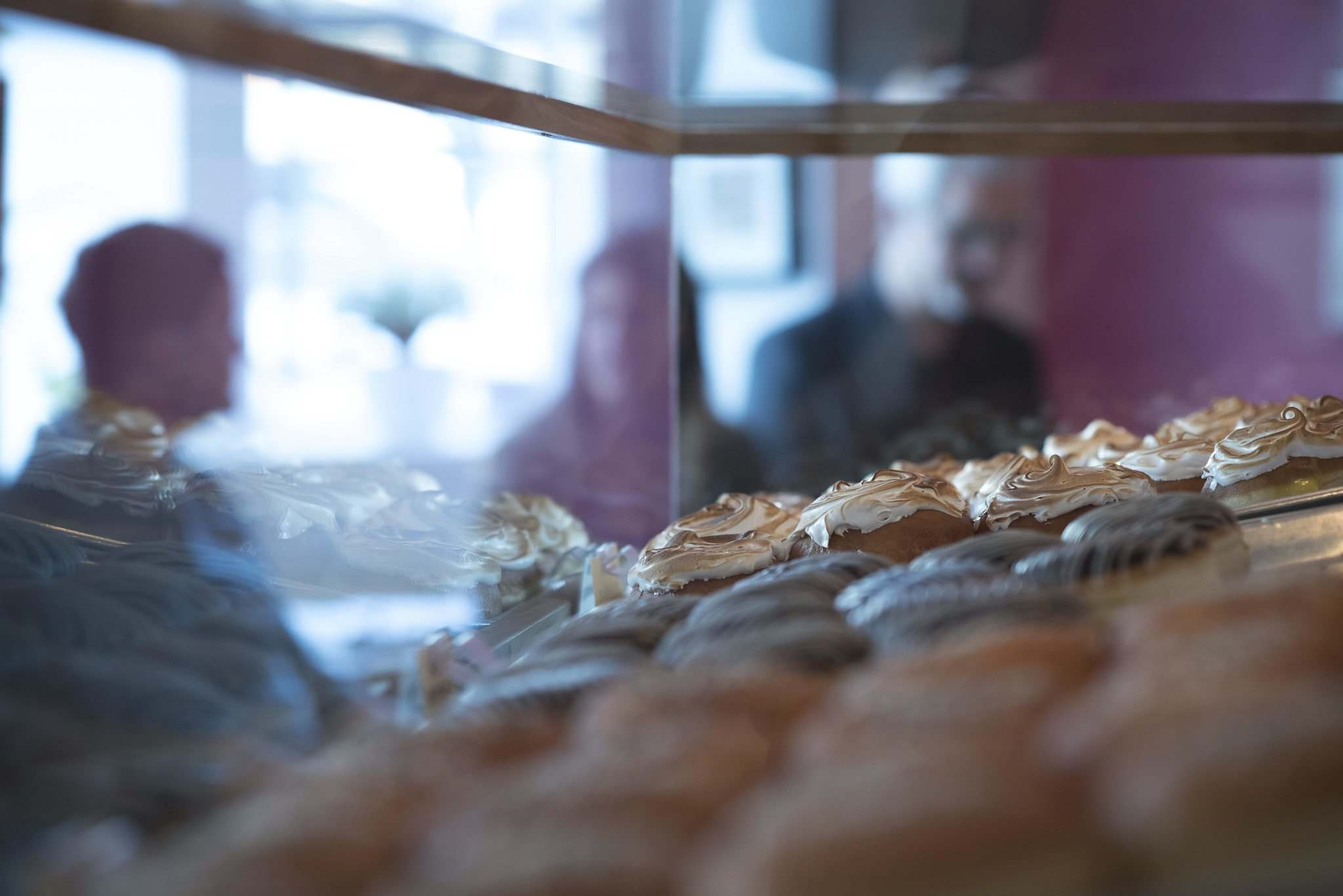 Doughnuts, like design, engage community with form and function. (David Moder Photography)