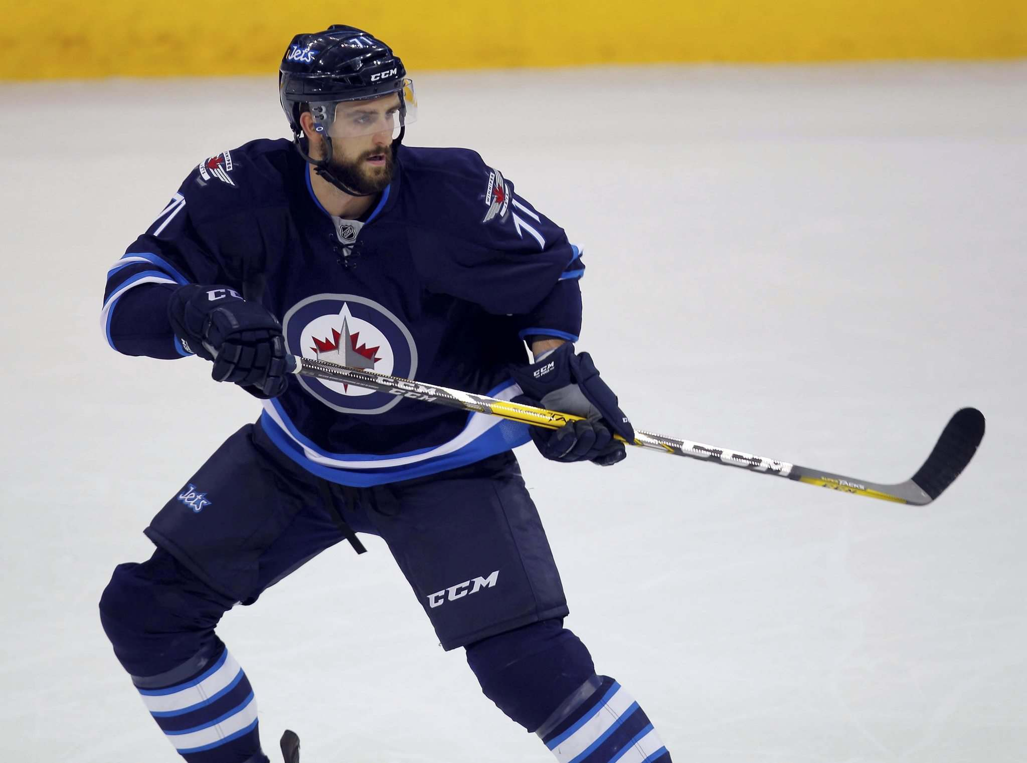 BORIS MINKEVICH / WINNIPEG FREE PRESS FILES</p><p>Julian Melchiori was solid on the blue line for Winnipeg in its win over the New York Islanders on Thursday. A stiffer task awaits today in the Minnesota Wild.</p>