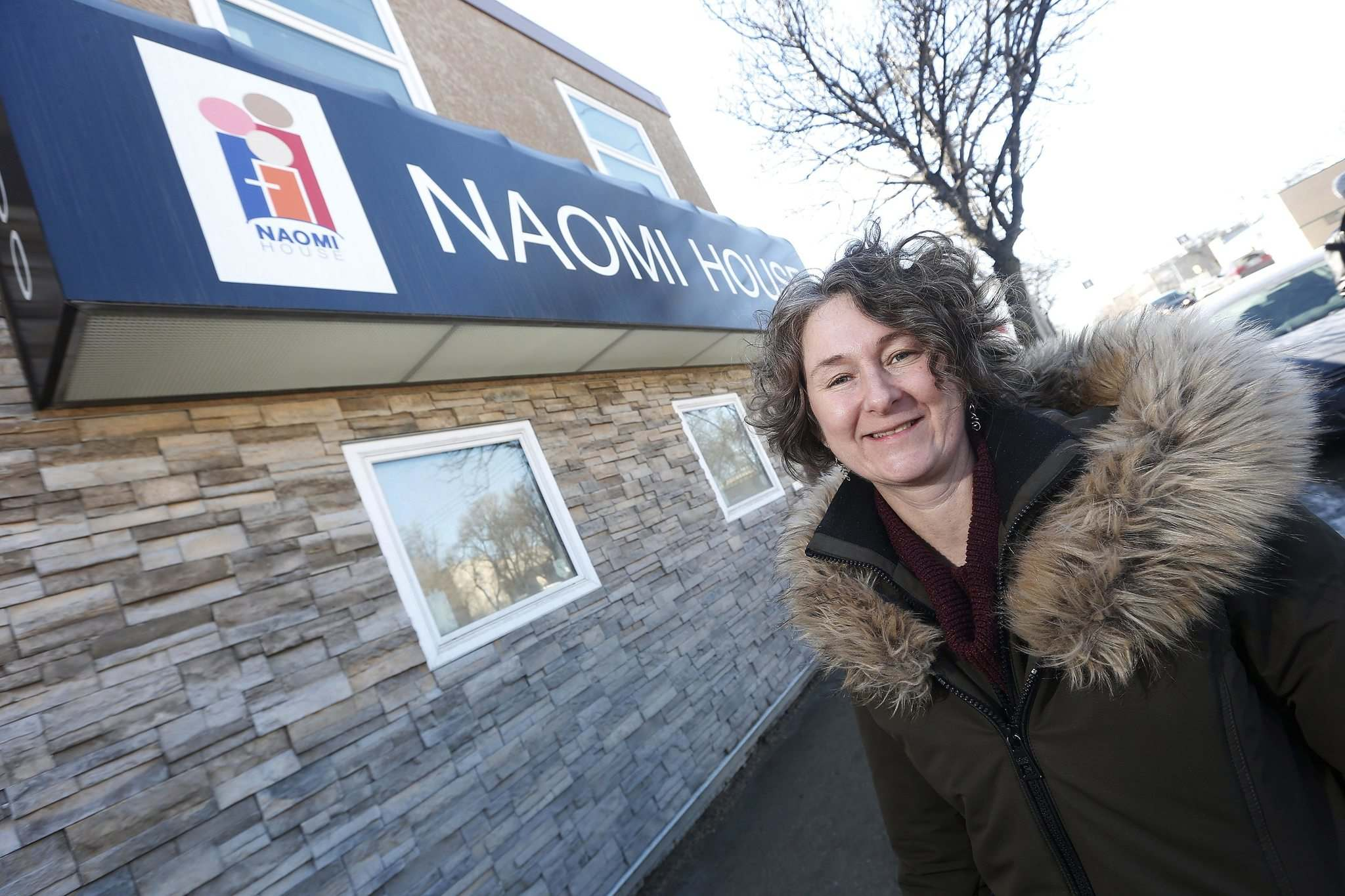 JOHN WOODS / WINNIPEG FREE PRESS</p><p>Naomi House interim director Sally Nelson says the initiative will help refugee claimants learn English, provide job skills and help them get to know their new home.</p>