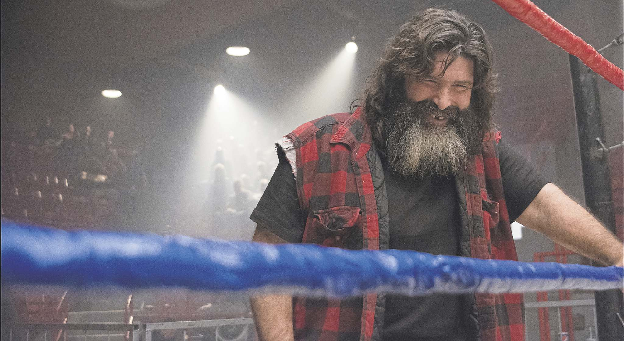 SHAWN FULTON PHOTO</p><p>Real-life wrestler Mick Foley portrays Patrick.</p>