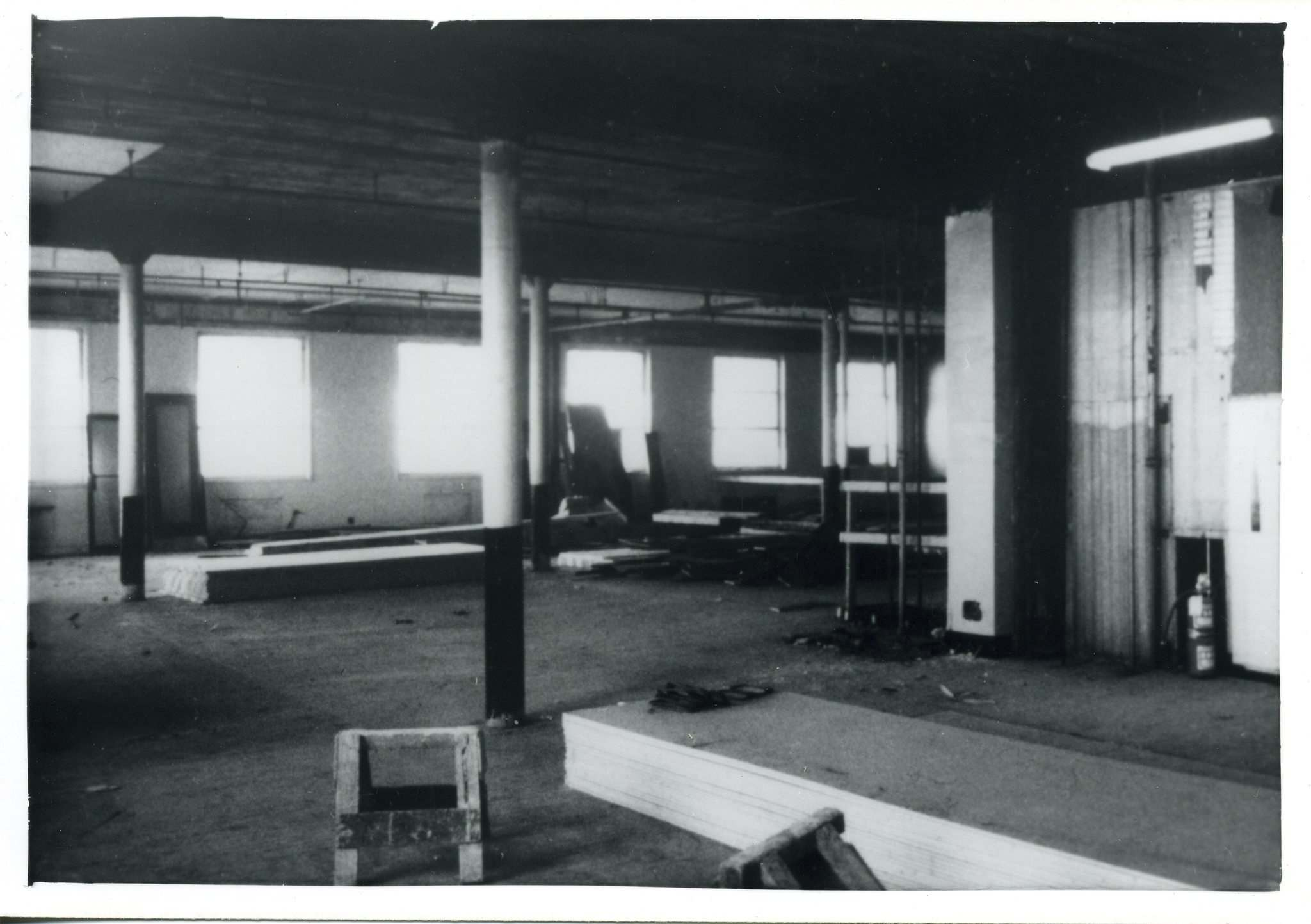 KIP PARK COLLECTION, UNIVERSITY OF MANITOBA ARCHIVES</p><p>Before it was renovated, the building was purchased by the Manitoba Centennial Centre Corporation in 1985.</p>