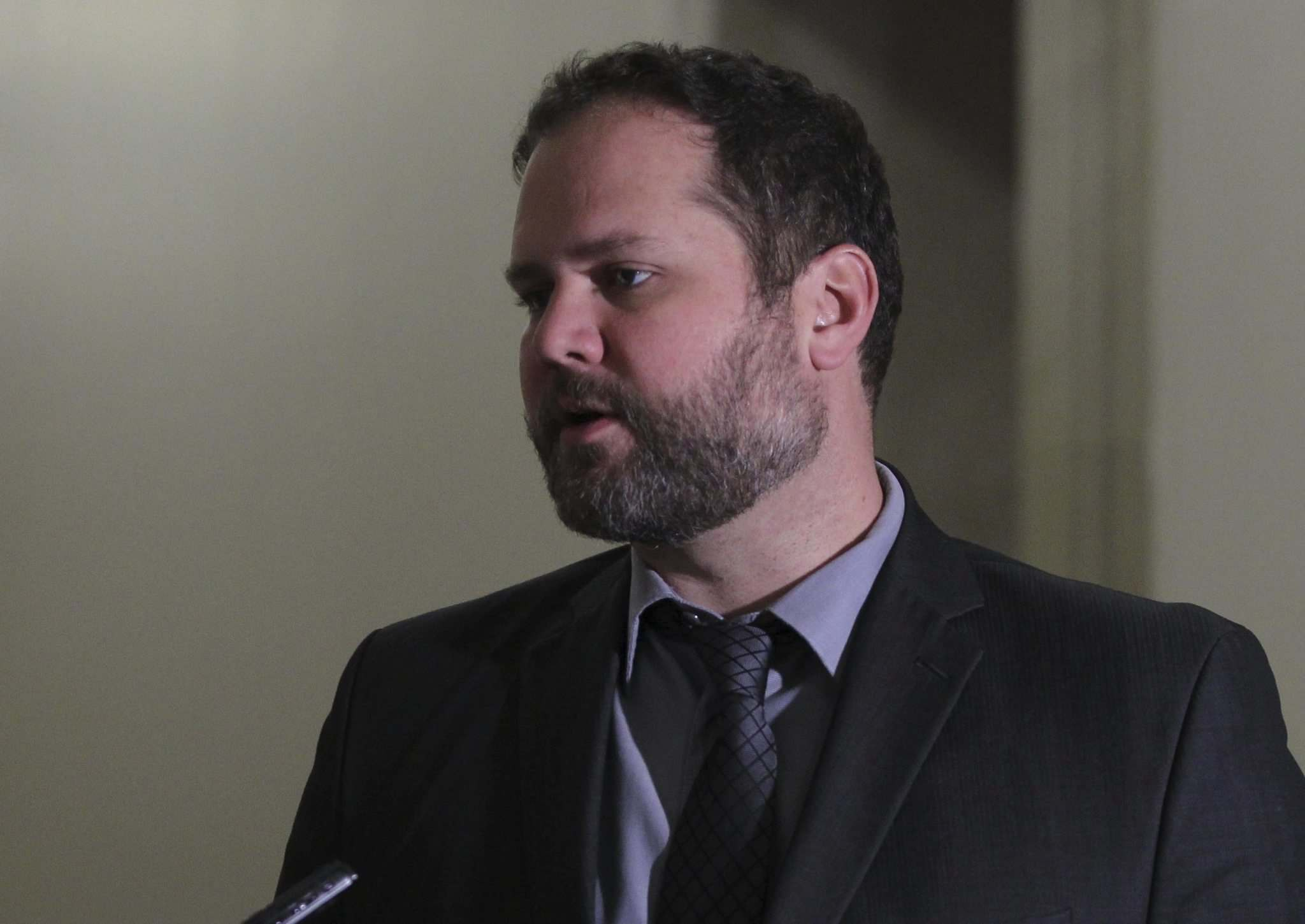 RUTH BONNEVILLE / WINNIPEG FREE PRESS FILES</p><p>NDP health critic Matt Wiebe says Timely Care&rsquo;s launch can be linked to the demise of a QuickCare operation.</p>