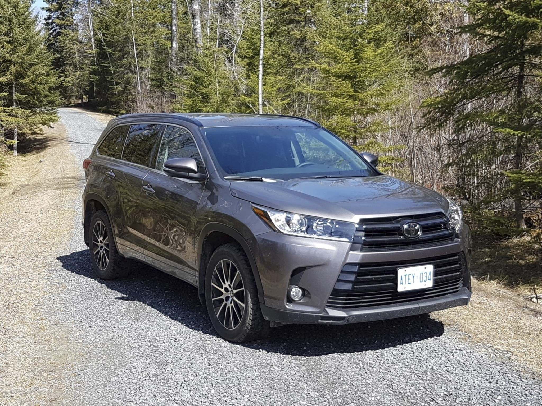 The Toyota Highlander is a sleek, exciting entry in the typically staid crossover market.