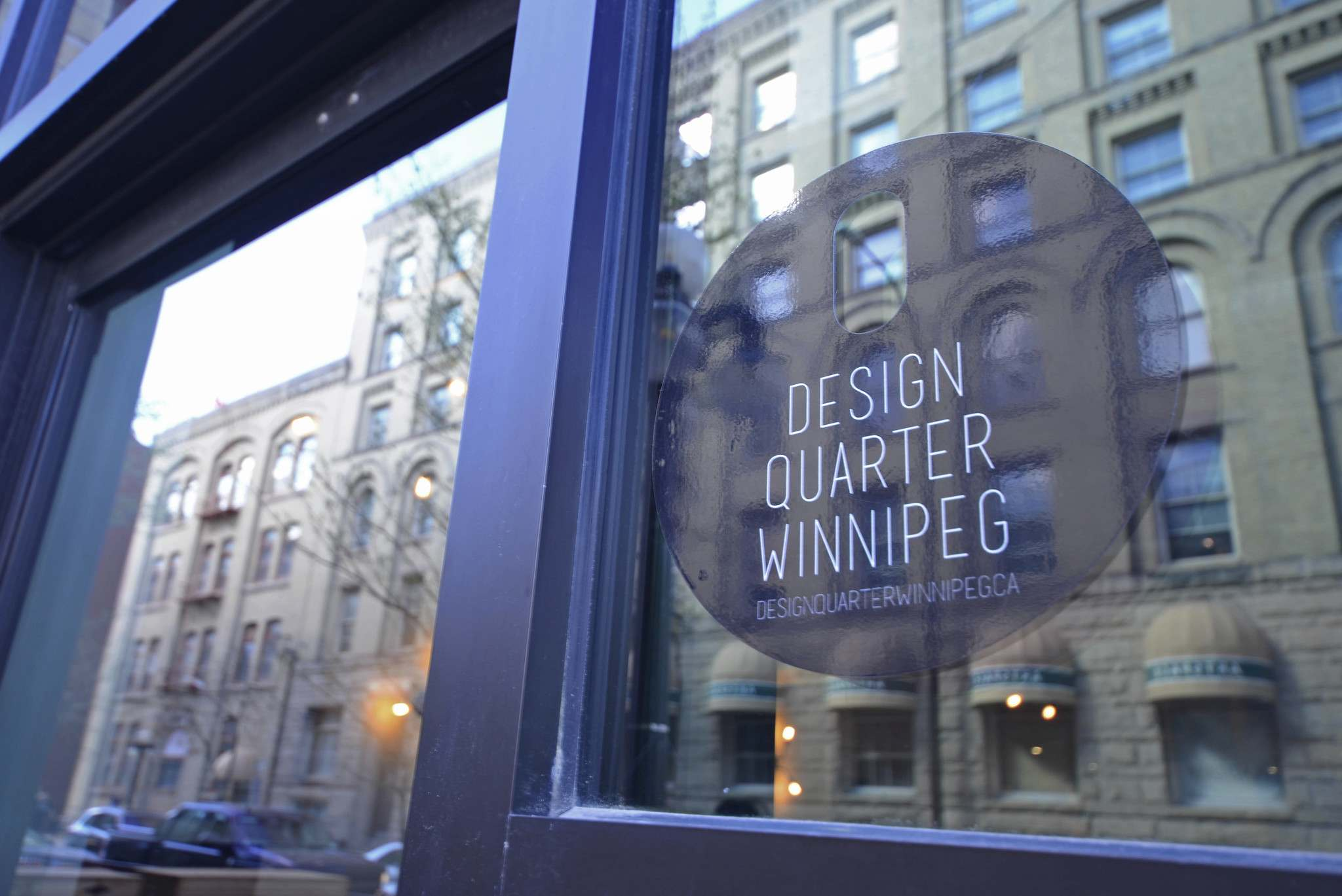 BRENT BELLAMY / WINNIPEG FREE PRESS</p><p>Design Quarter Winnipeg is a grassroots initiative that&rsquo;s pushing to make downtown Winnipeg&rsquo;s artistic community a tourism destination.</p>