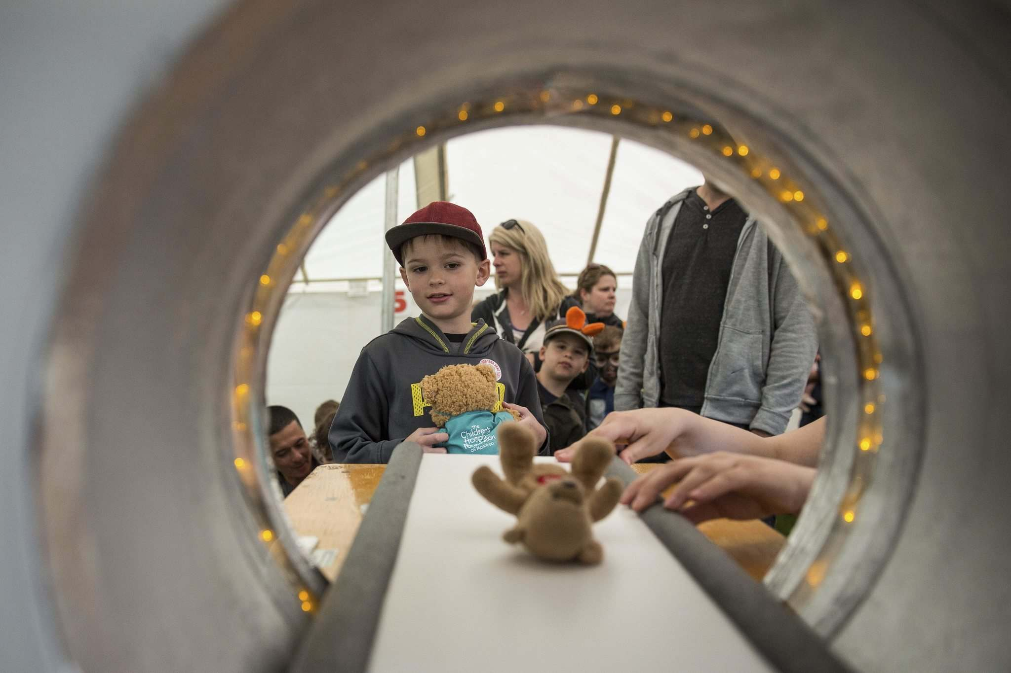 MIKE DEAL / WINNIPEG FREE PRESS files</p><p>The annual Teddy Bears&rsquo; Picnic is today at Assiniboine Park.</p></p>