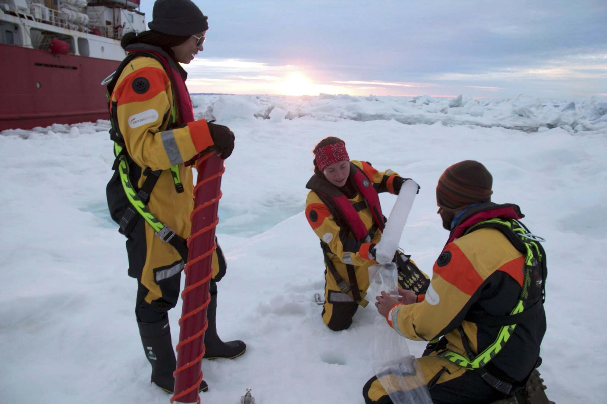 The BaySys project, the University of Manitoba&#39;s multi-year, multi-million dollar climate change study has been put on ice for a year – because of climate change itself.</p>