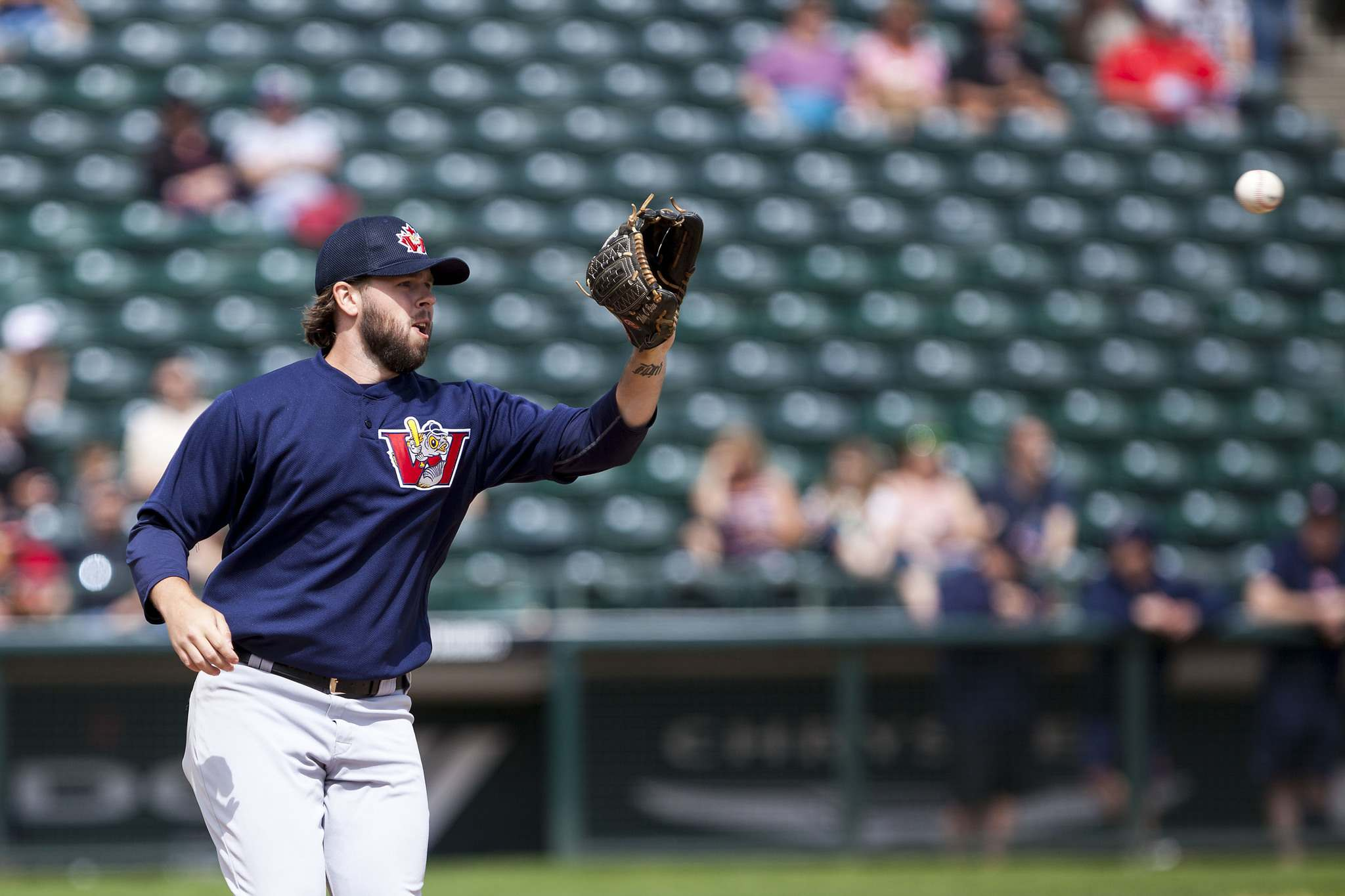 <p>Winnipeg Goldeyes pitcher Mikey O&#39;Brien held Texas AirHogs to two hits over seven innings and didn&rsquo;t surrender a run. </p>