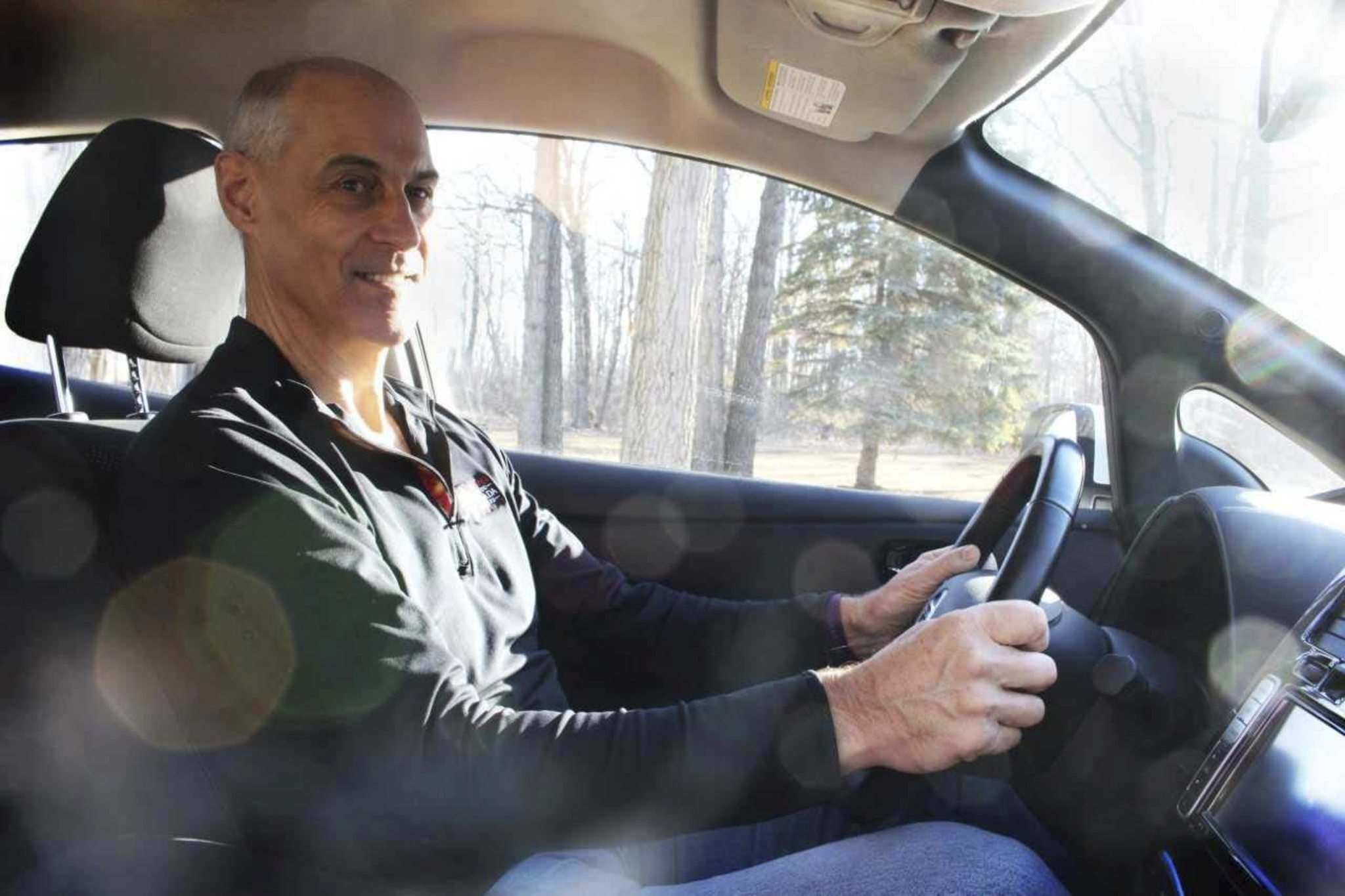 <p>Since Bill Rossington has been driving his Leaf, he&#39;s paid one maintenance cost &mdash; $8 for a bottle of brake fluid.</p>