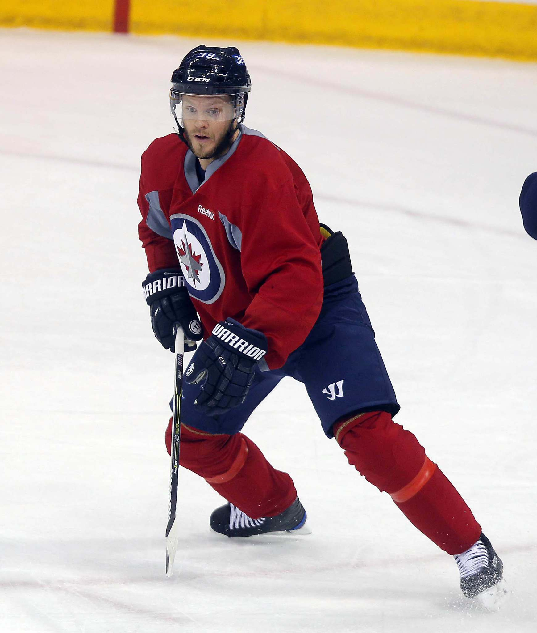 Winnipeg Jets' Toby Enstrom waives no-move clause