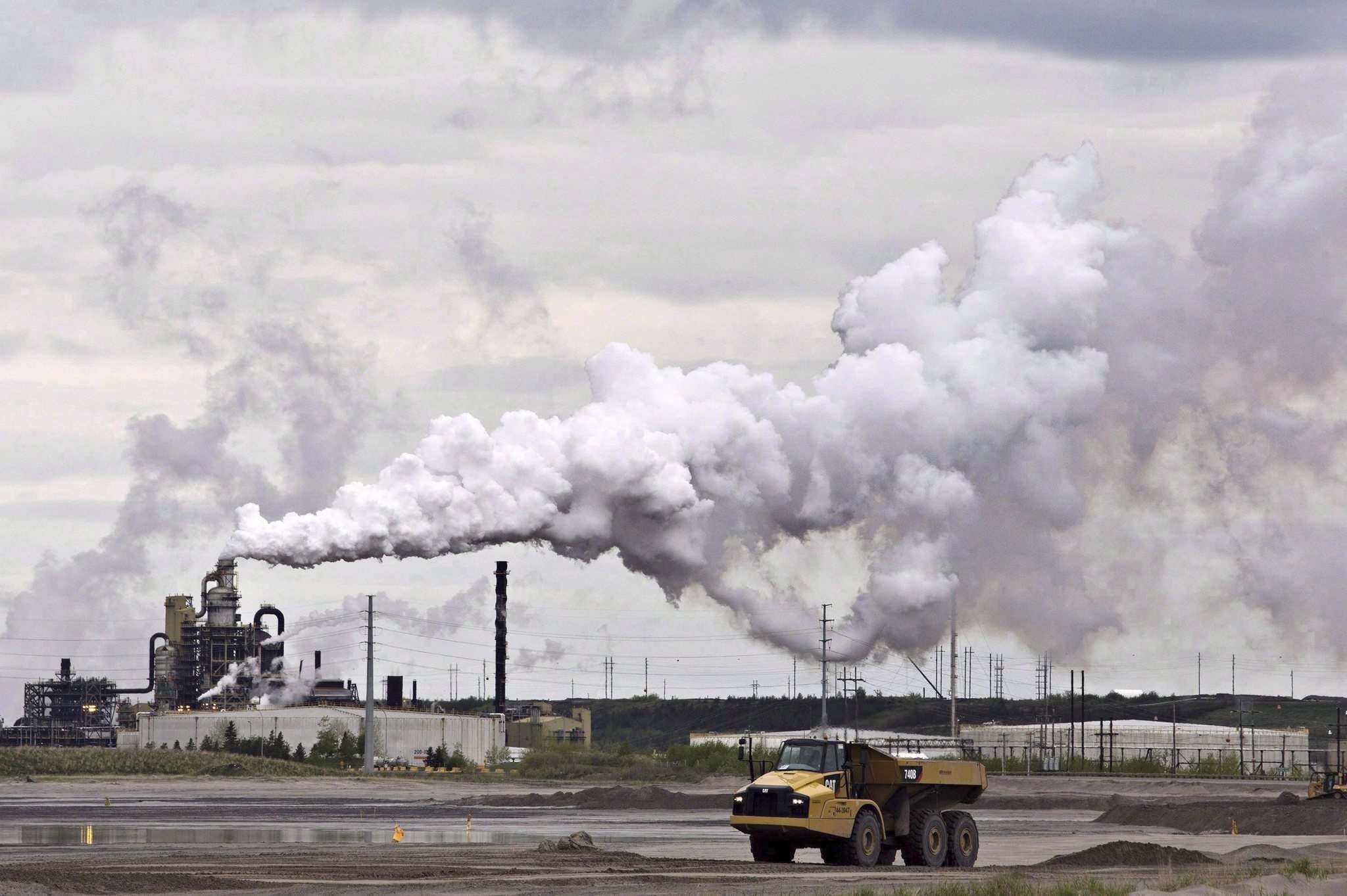 A complete shutdown of oilsands production is among the controversial proposals for Canada in its pursuit of Paris Agreement goals.
