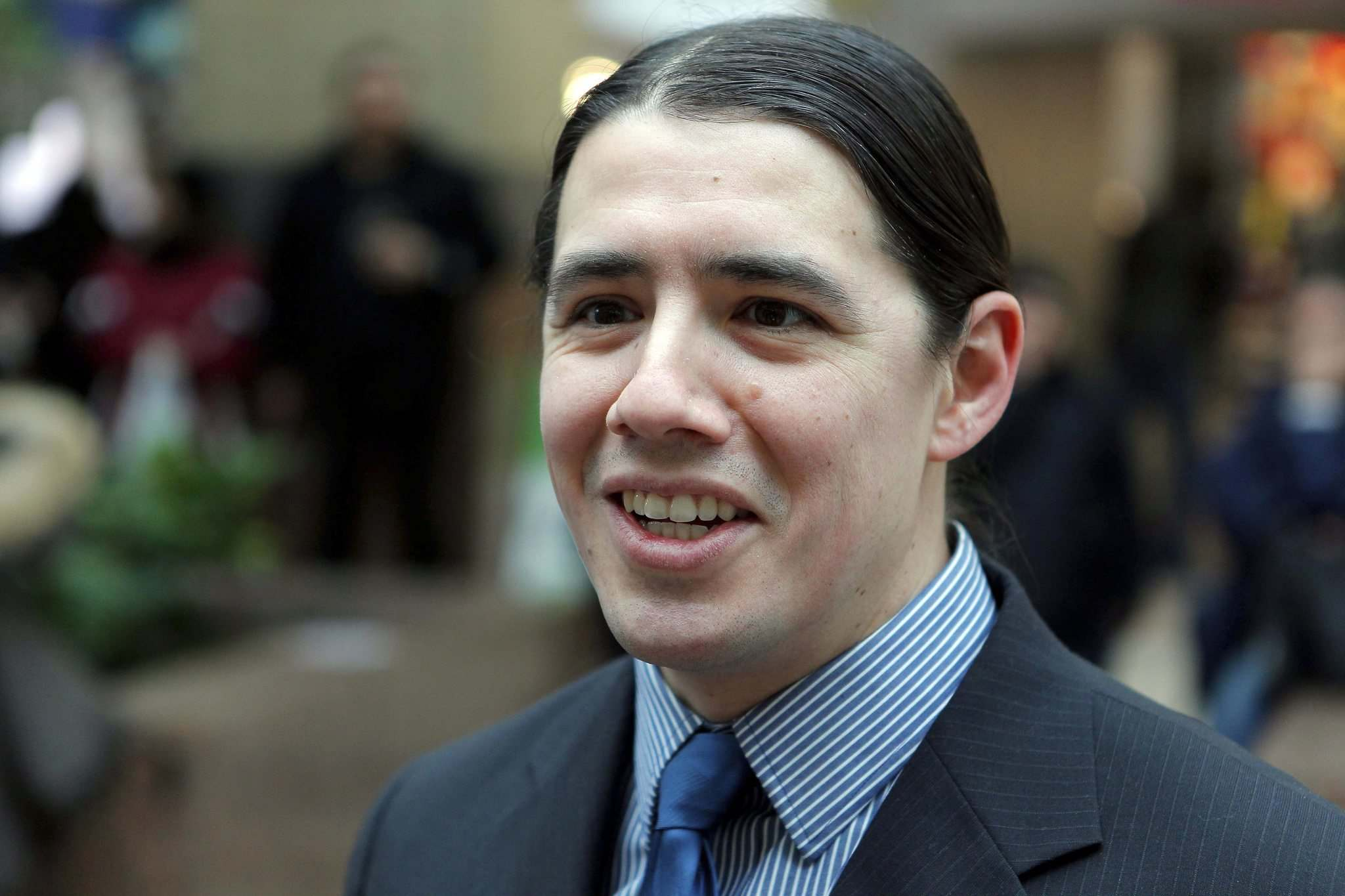 BORIS MINKEVICH / WINNIPEG FREE PRESS FILES</p><p>Winnipeg Centre MP Robert-Falcon Ouellette: &#39;We&rsquo;re afraid, that getting so close to this goal of giving someone their birthright back&#8230; might never come to realization&#39;</p>