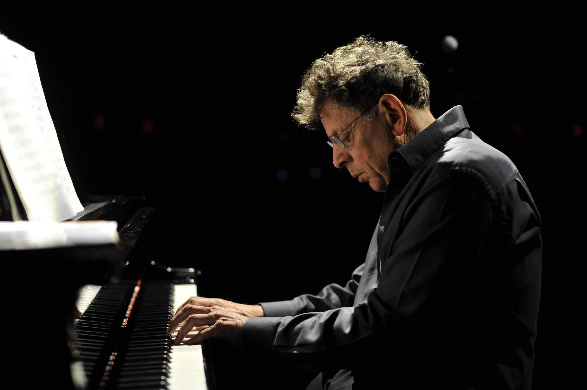 Fernando Aceves photo</p><p>Philip Glass, the most famous and among the most-performed of living composers, turned 80 in January.</p>