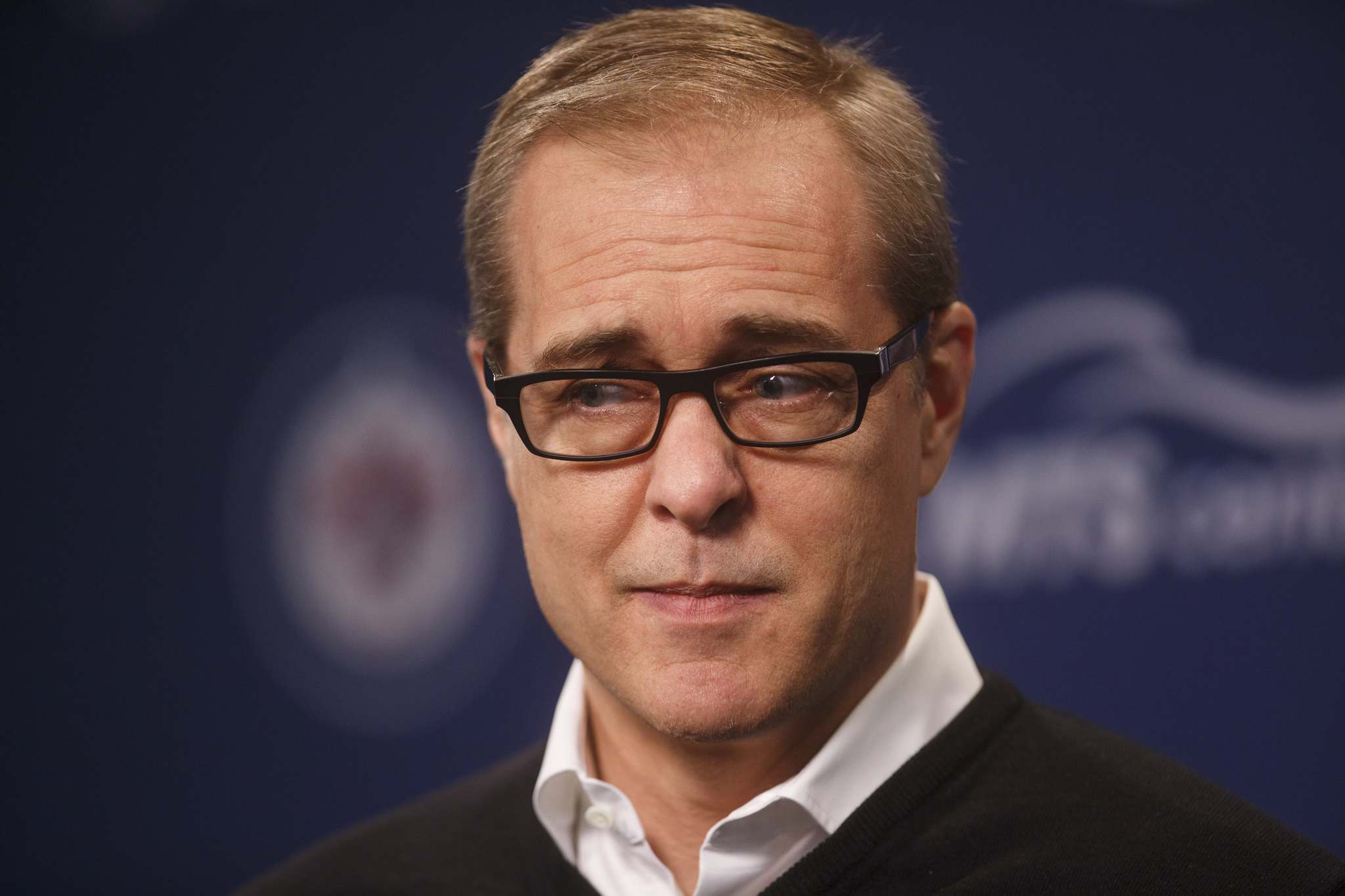 MIKE DEAL / WINNIPEG FREE PRESS FILES</p><p>The Winnipeg Jets&rsquo; 5-1 defeat to the Chicago Blackhawks gave head coach Paul Maurice 578 losses in his head coaching career.</p>