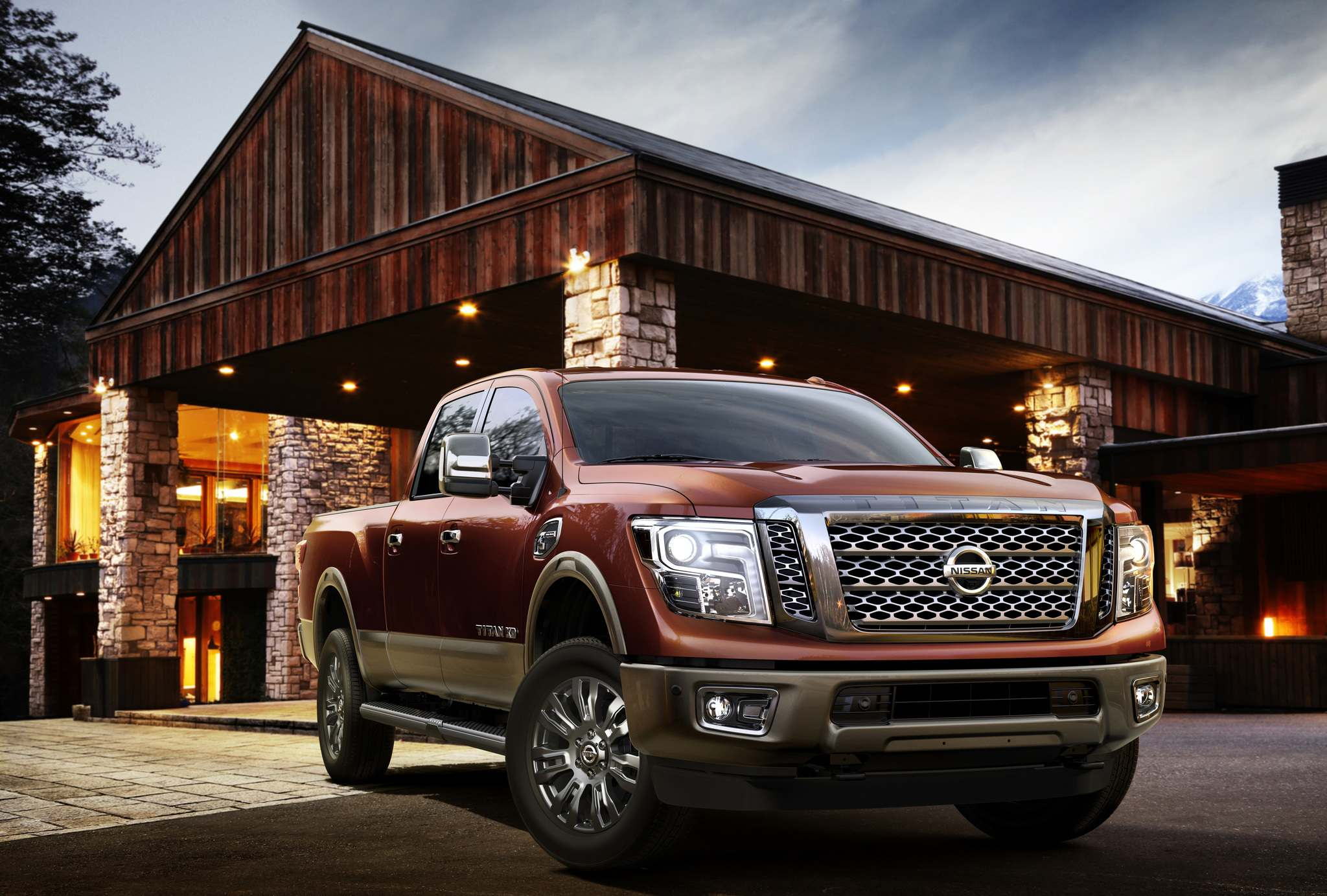 Nissan CanadaWith the Titan XD and Titan, Nissan is hoping for a five- to six-fold increase in its share of the truck market.
