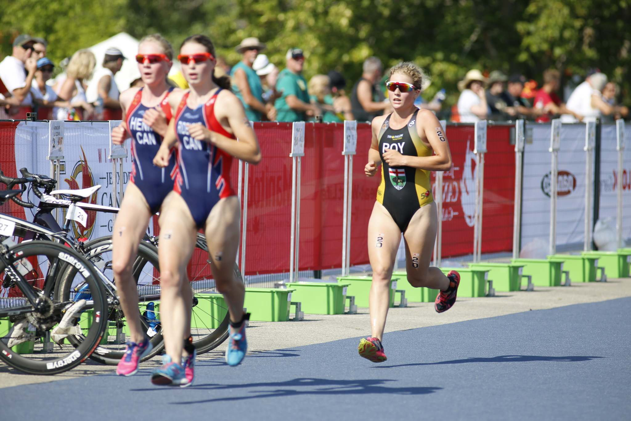 Desirae Ridenour wins BC's first gold at Canada Summer Games