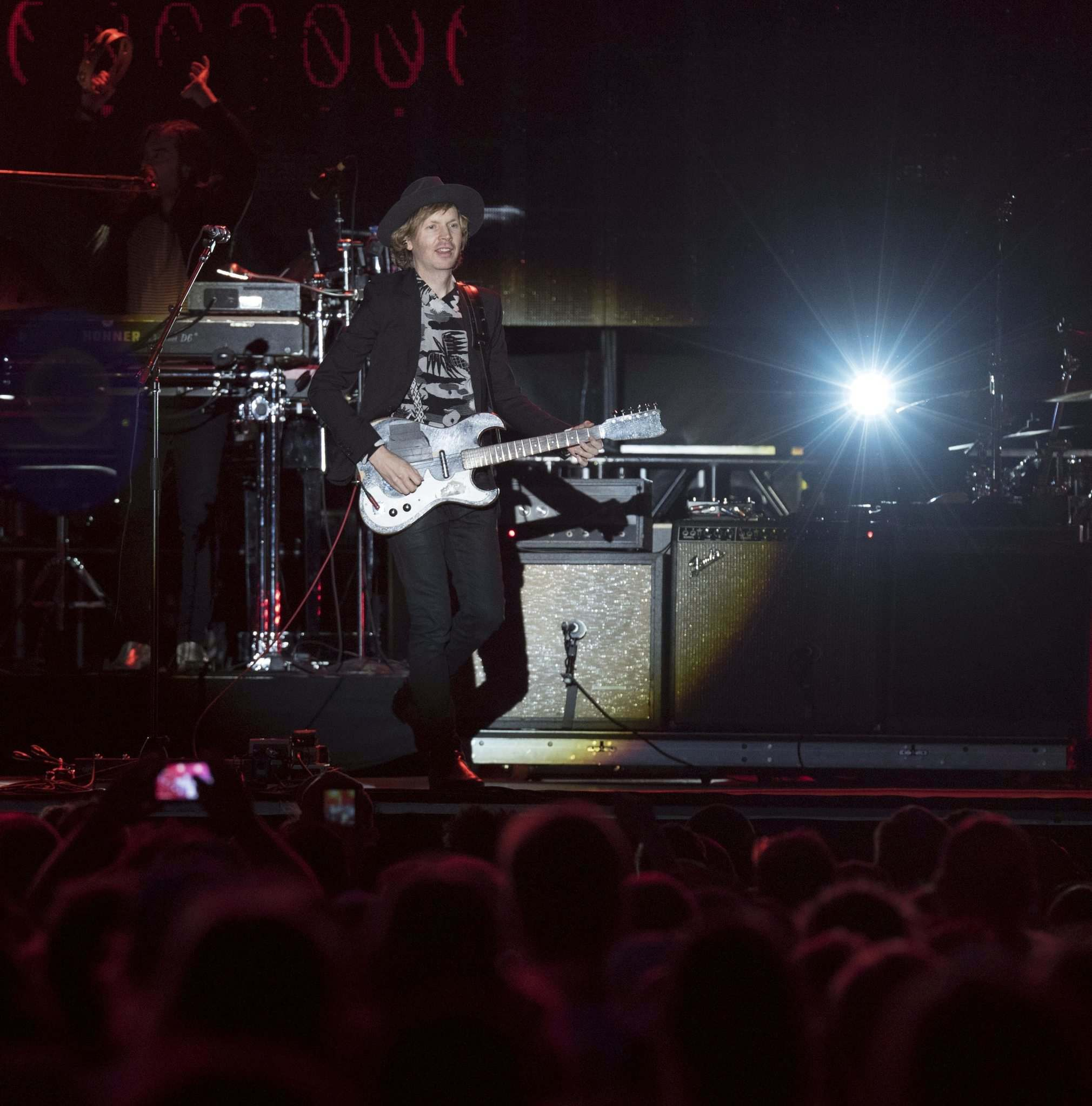 Beck Engaging And Effortlessly Cool Winnipeg Free Press