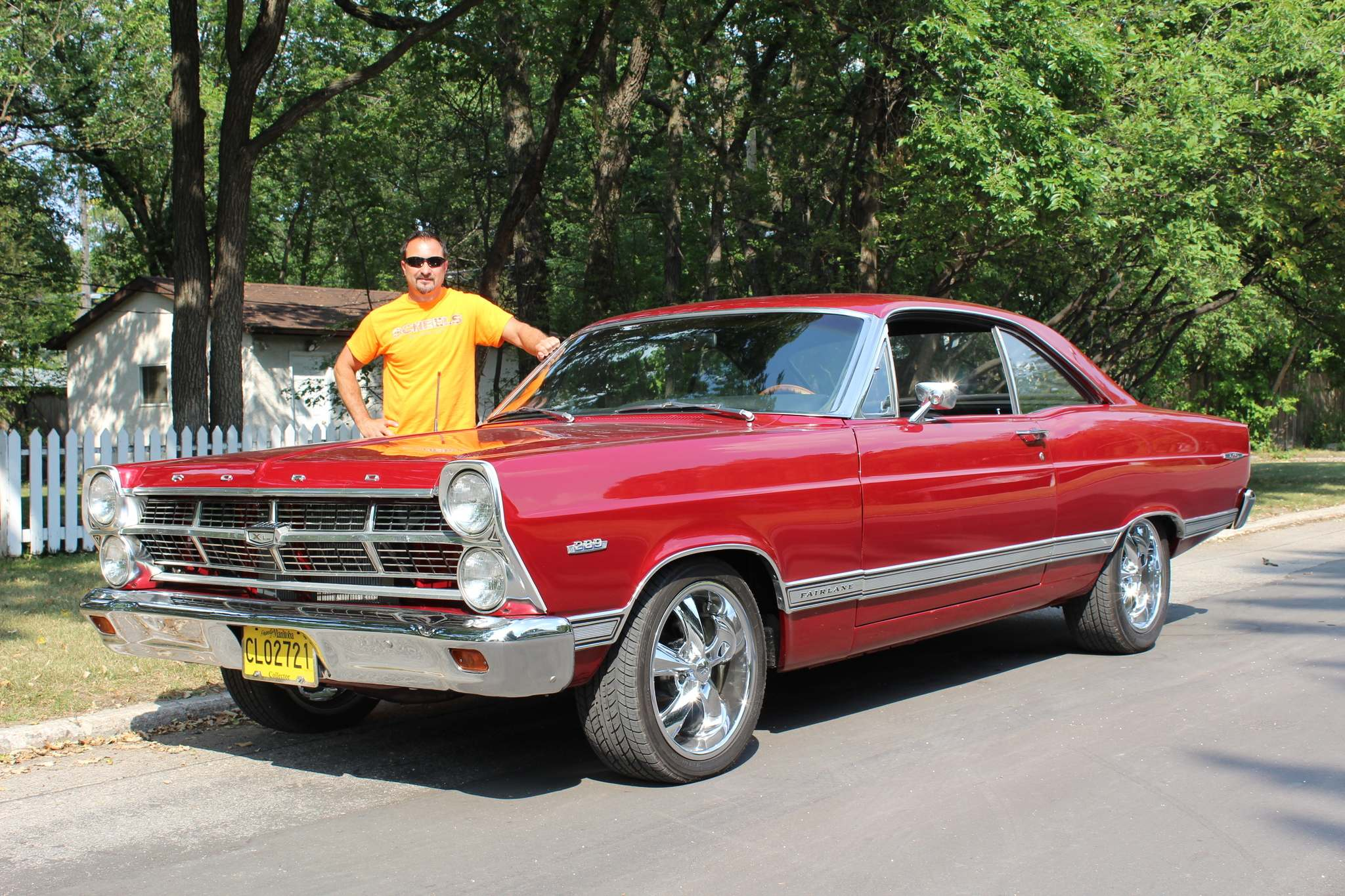 Automotive News Ford Fairlane A Solid Desired Collectible 1964 Bucket Seats Photos By Larry Dargis Winnipeg Free Press