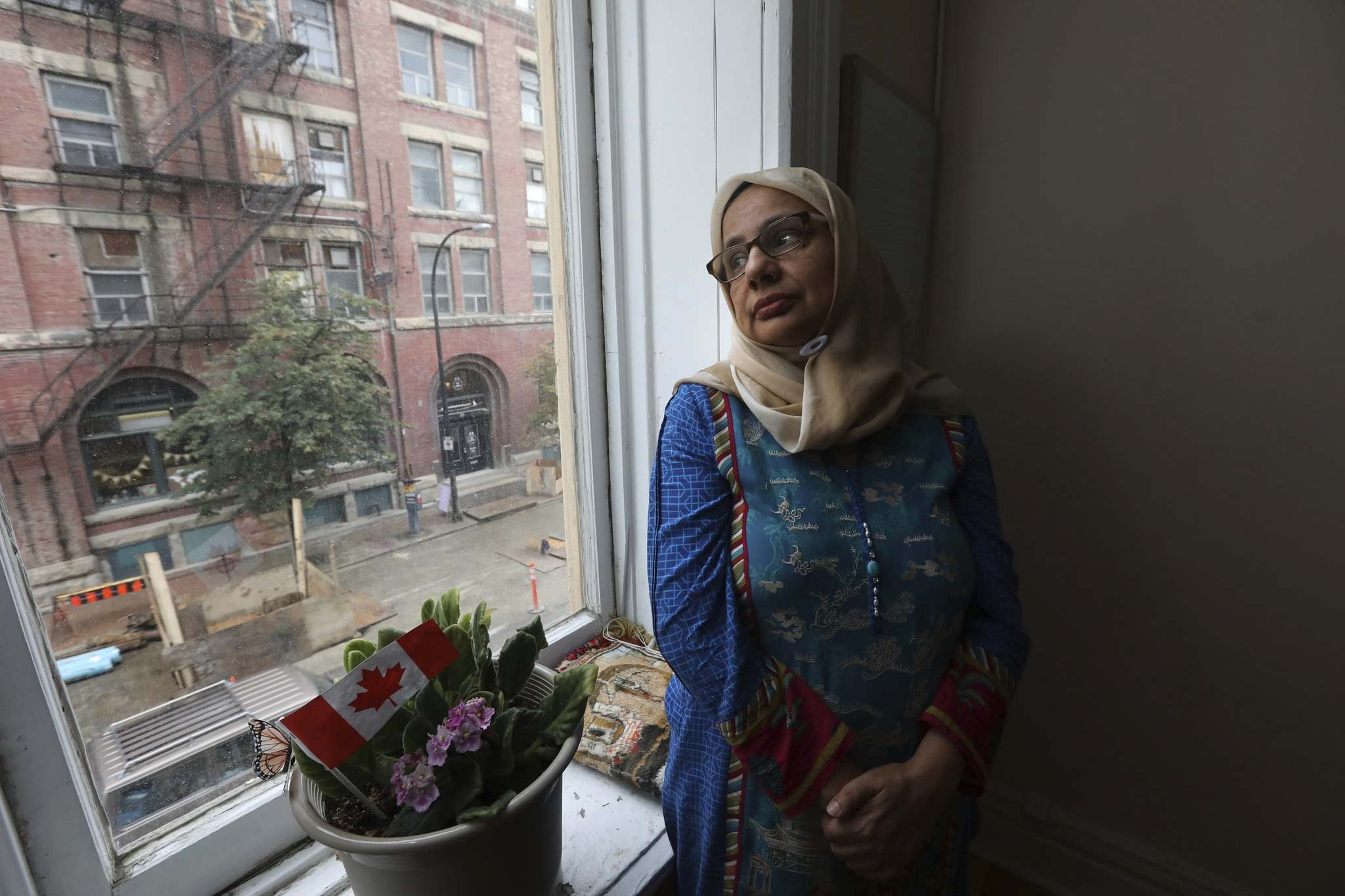 Ruth Bonneville / Winnipeg Free Press</p><p>ISSA president Shahina Siddiqui is organizing a counter-protest to an anti-Islam rally planned for Winnipeg next month.</p>