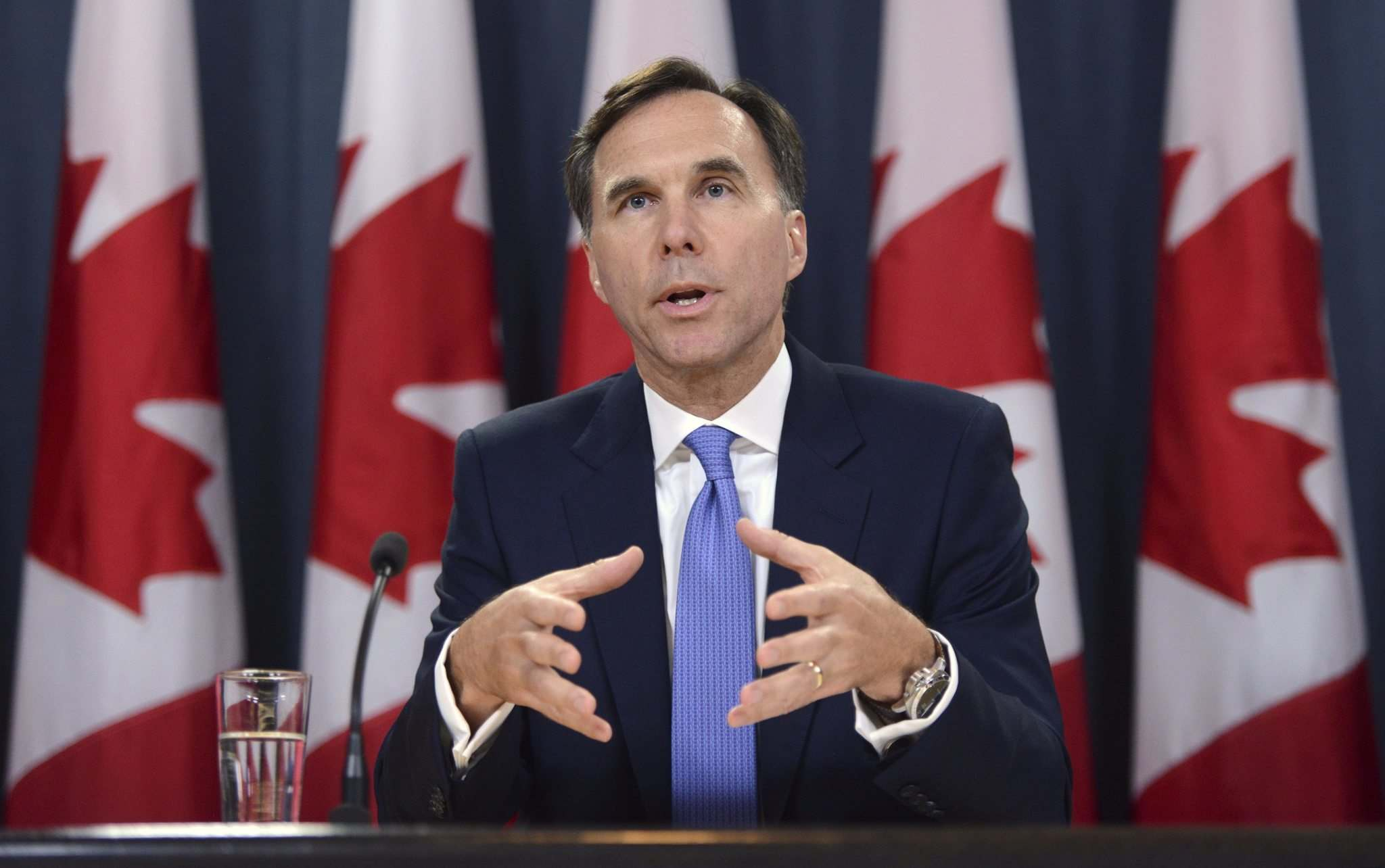Finance Minister Bill Morneau's proposed changes are a concern for business organizations.