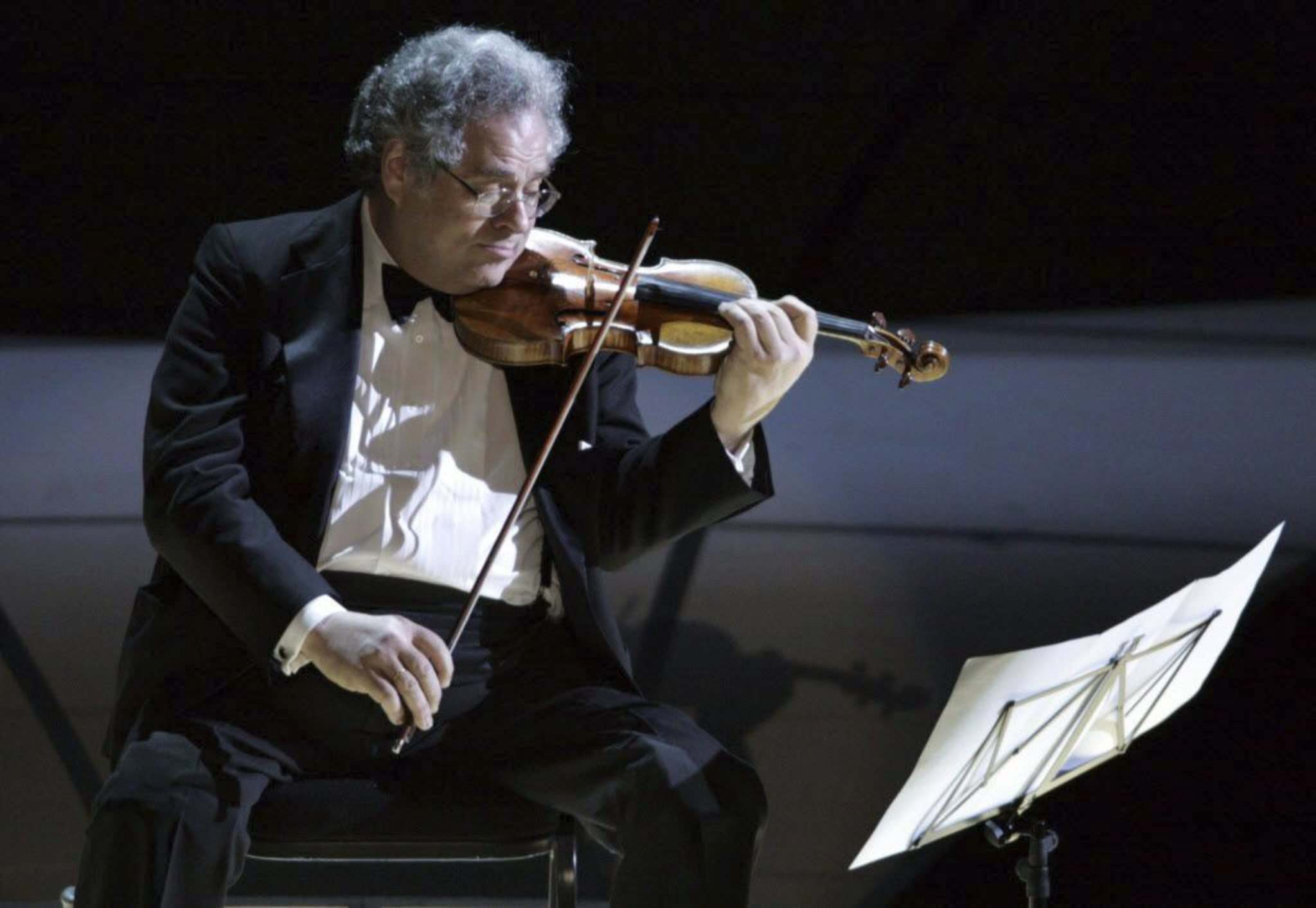 Mark J. Terrill / The Associated Press</p><p>A sold-out audience at the Centennial Concert Hall will ring in the WSO's 70th anniversary tonight and welcome violinist Itzhak Perlman, one of the most celebrated figures in classical music.</p></p>
