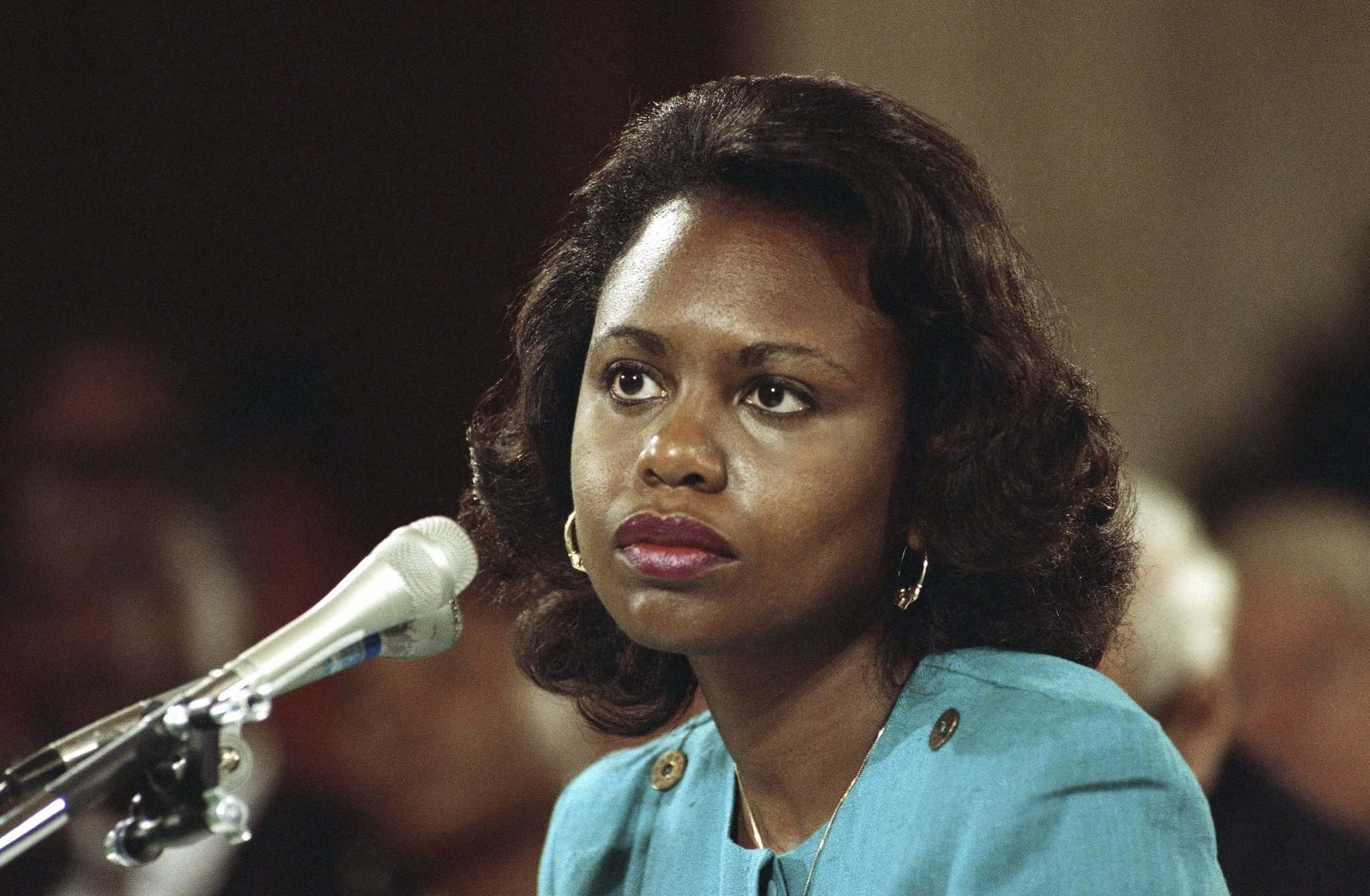 The Associated Press files</p><p>David Friend goes into detail on the sexcapades that shaped the end of the 20th century, including Anita Hill accusing then-U.S. Supreme Court nominee Clarence Thomas of sexual harassment.
