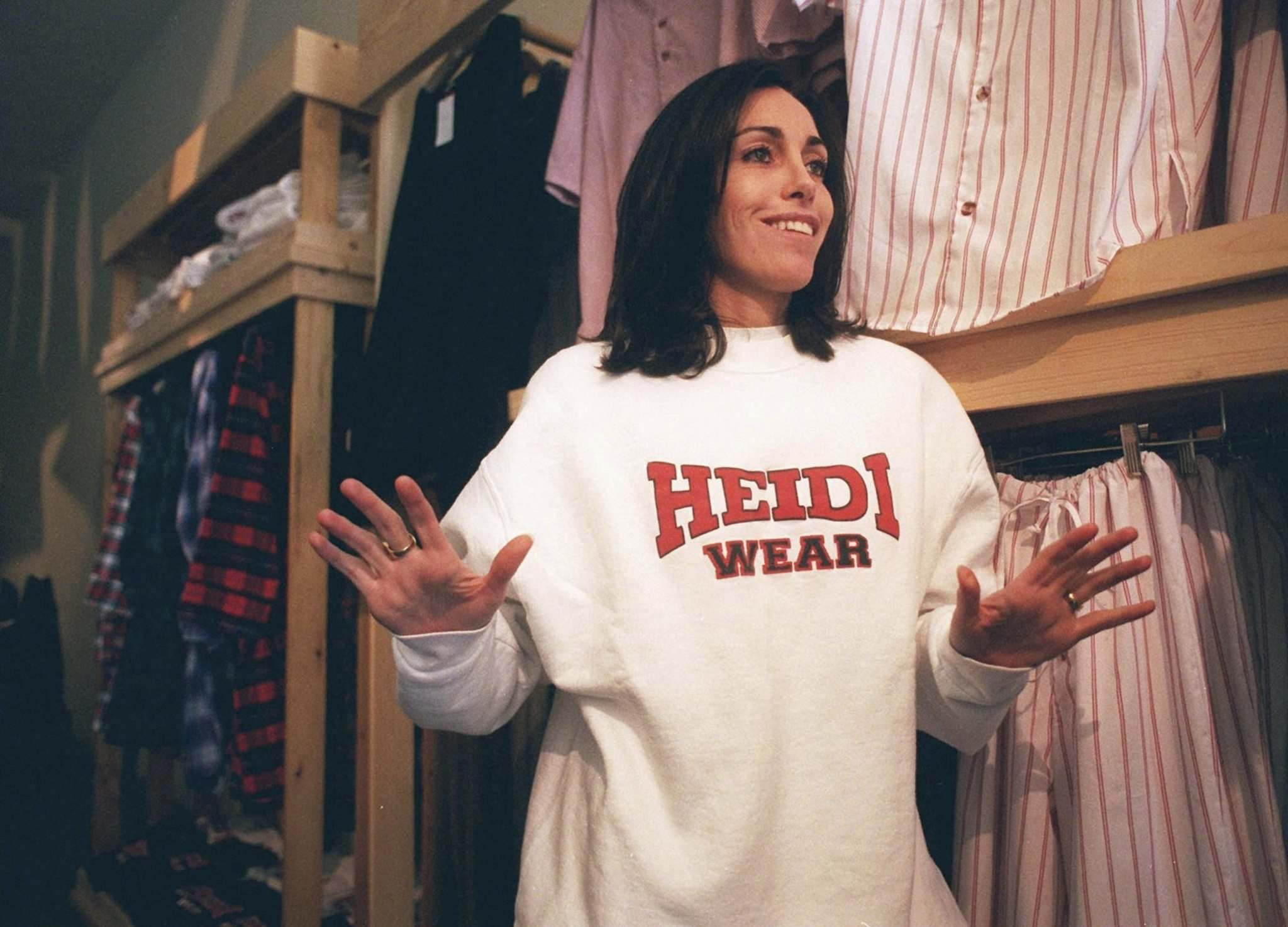 Chris Pizzello / The Associated Press files</p><p>In the 1990s, Heidi Fleiss was known as the 'Hollywood Madam.'</p>
