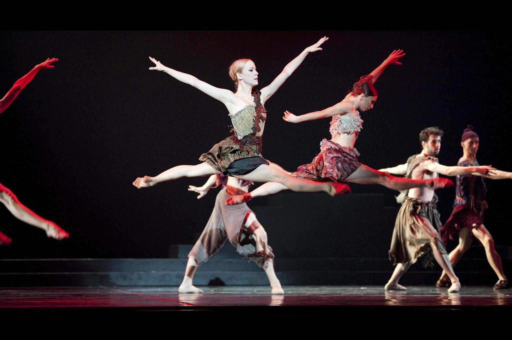 Scenes from the RWB's 2012 production of Twyla Tharp's The Princess and the Goblin.