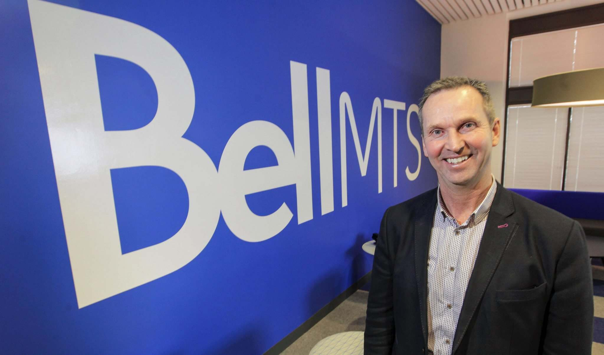BORIS MINKEVICH / WINNIPEG FREE PRESS FILES</p><p>Bell MTS exec Dan McKeen says the alternative — 'if we don't do increases and let the service get worse' — would not have been a 'happy path.'</p>