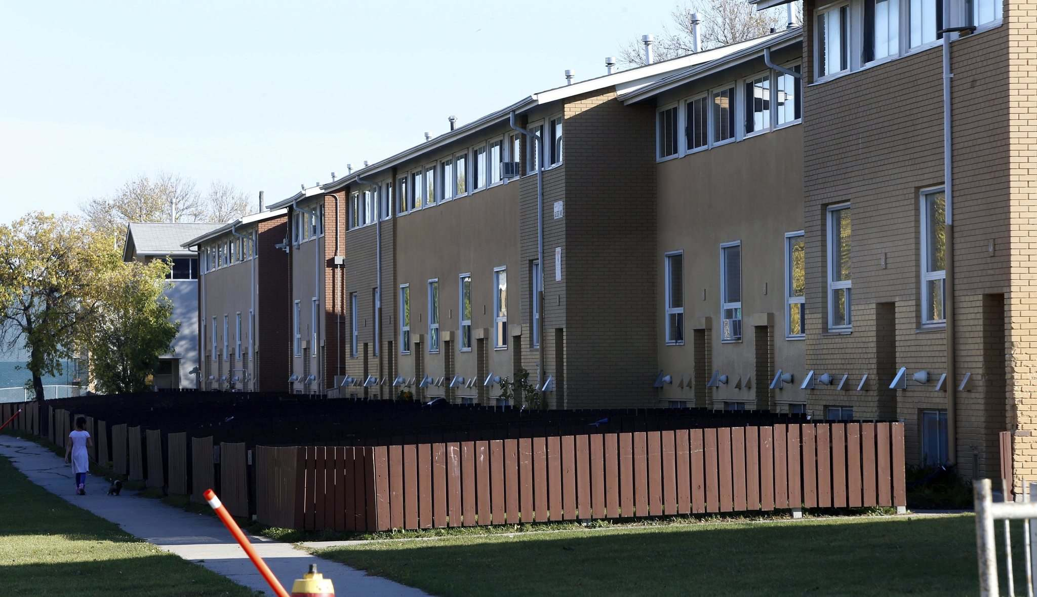 "<p>Gilbert Park housing development. A recent KPMG report recommends the provincial government overhaul social housing in Manitoba, turning it over to ""high performers"" who can deliver value for money.</p>"