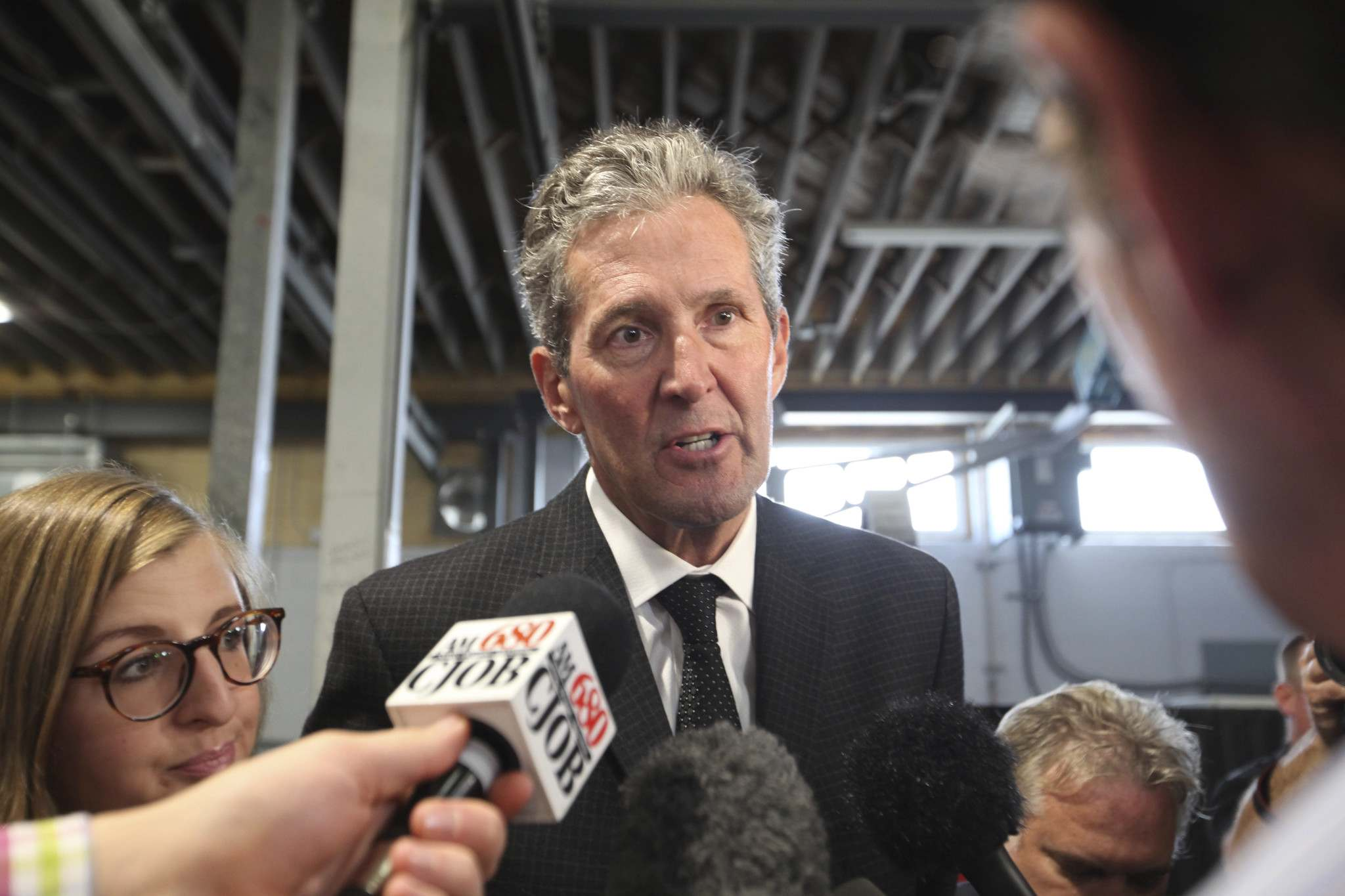 RUTH BONNEVILLE / WINNIPEG FREE PRESS FILES</p><p>Brian Pallister&#39;s provincial government paid about $40,000 for an independent expert legal opinion on Ottawa&#39;s carbon pricing plan and how it affects Manitoba.</p>