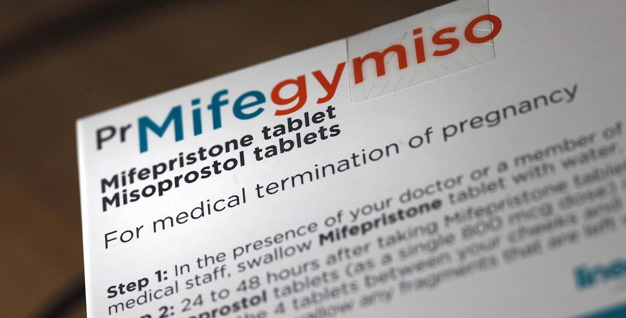 PHIL HOSSACK / WINNIPEG FREE PRESS FILES</p><p>Mifegymiso is an abortion drug regimen. Tablets are taken under doctor supervision.</p>