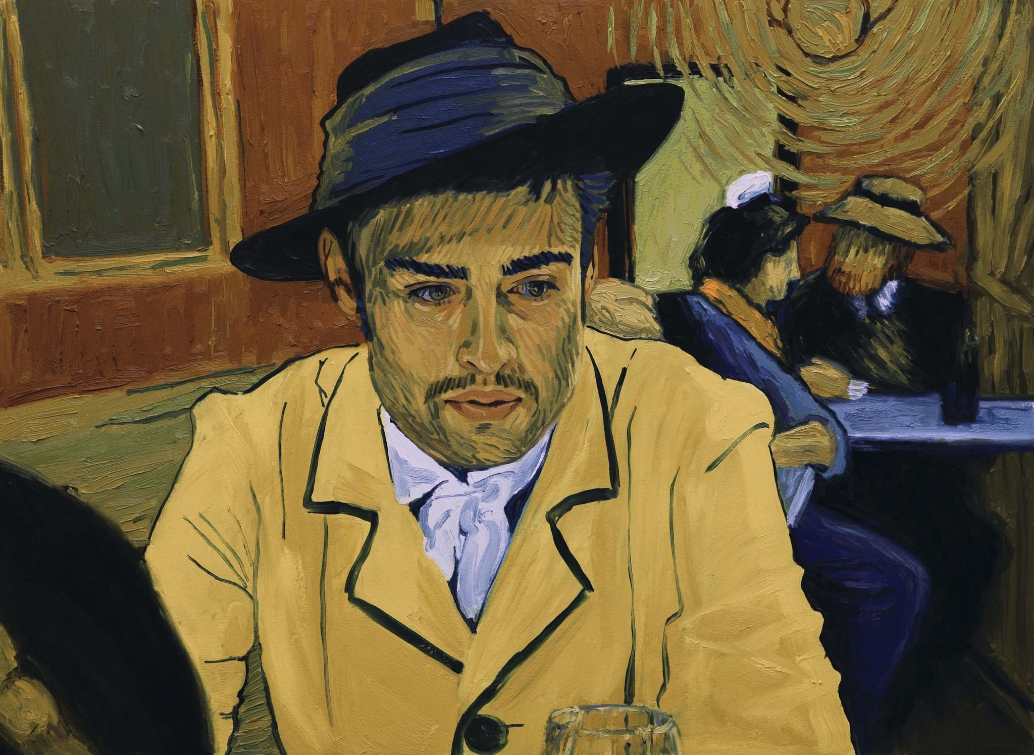 "A still from ""Loving Vincent."" (Breakthru Films and Good Deed Entertainment)"