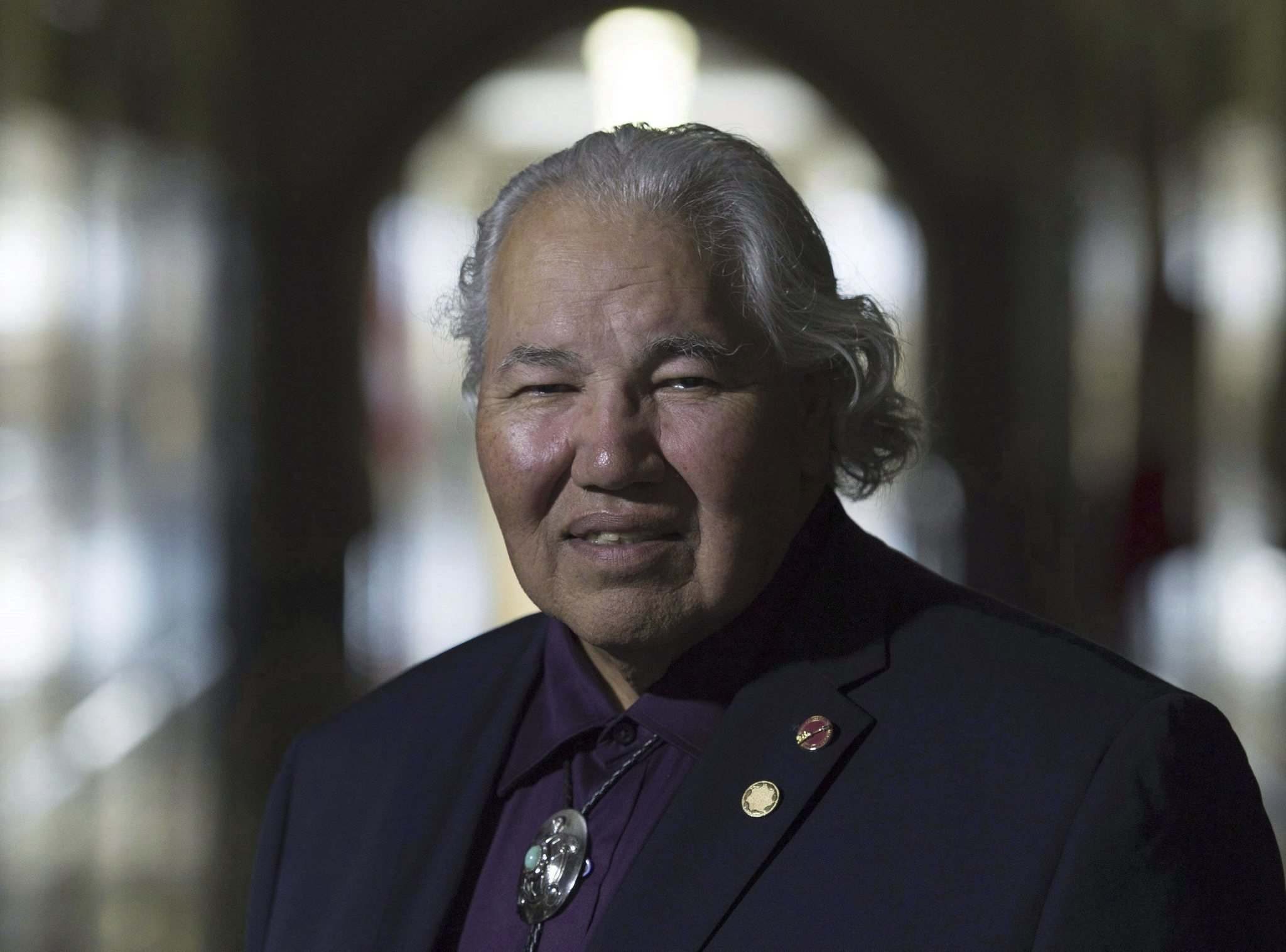 Adrian Wyld / The Canadian Press files</p><p>Sen. Murray Sinclair</p>