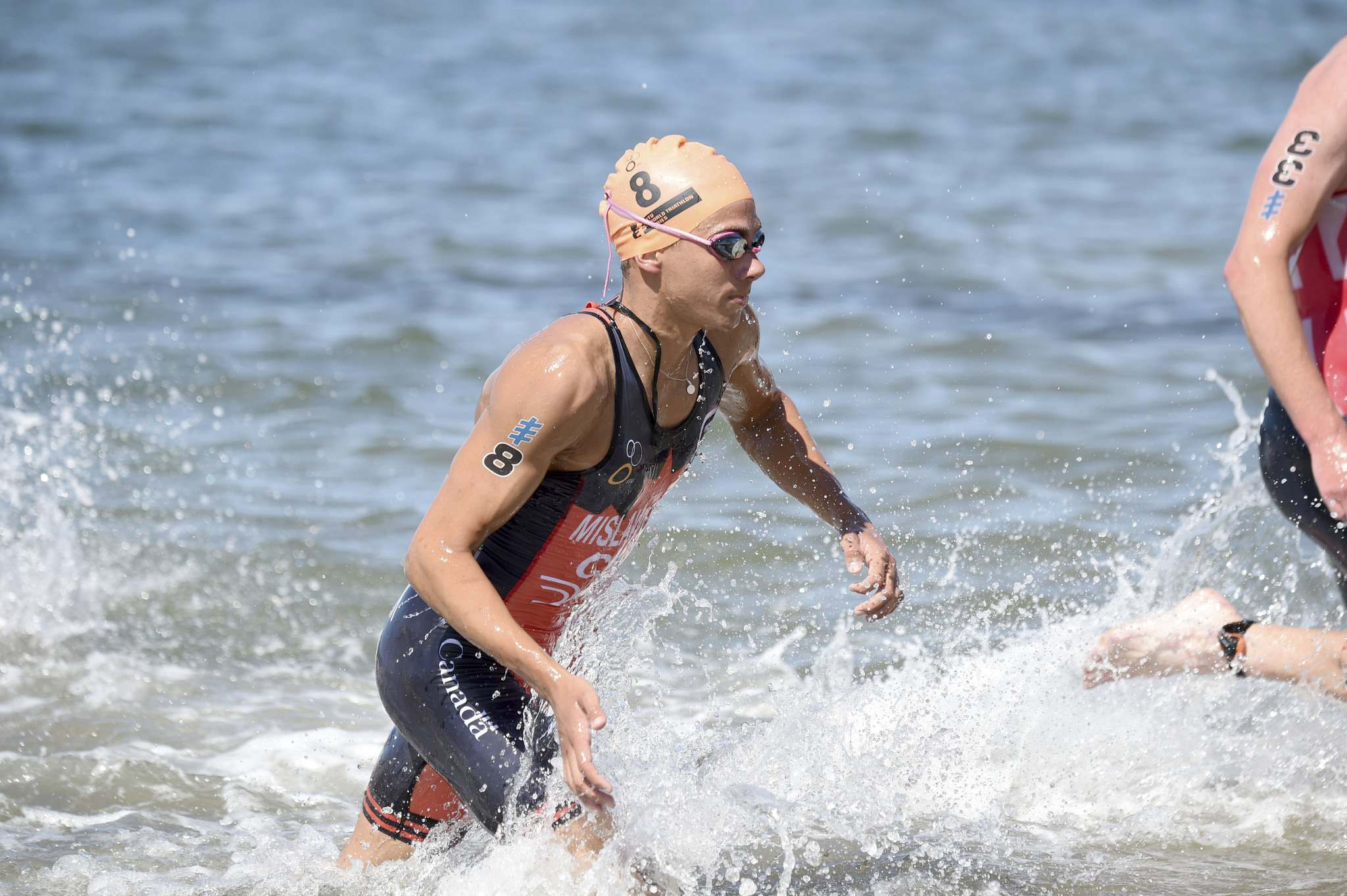 DELLY CARR PHOTO</p><p>Tyler Mislawchuk of Oak Bluff, Manitoba, was named to the Olympic team by Triathlon Canada and the Canadian Olympic Committee. He will represent Canada at the 2018 Commonwealth Games in Australia.</p>