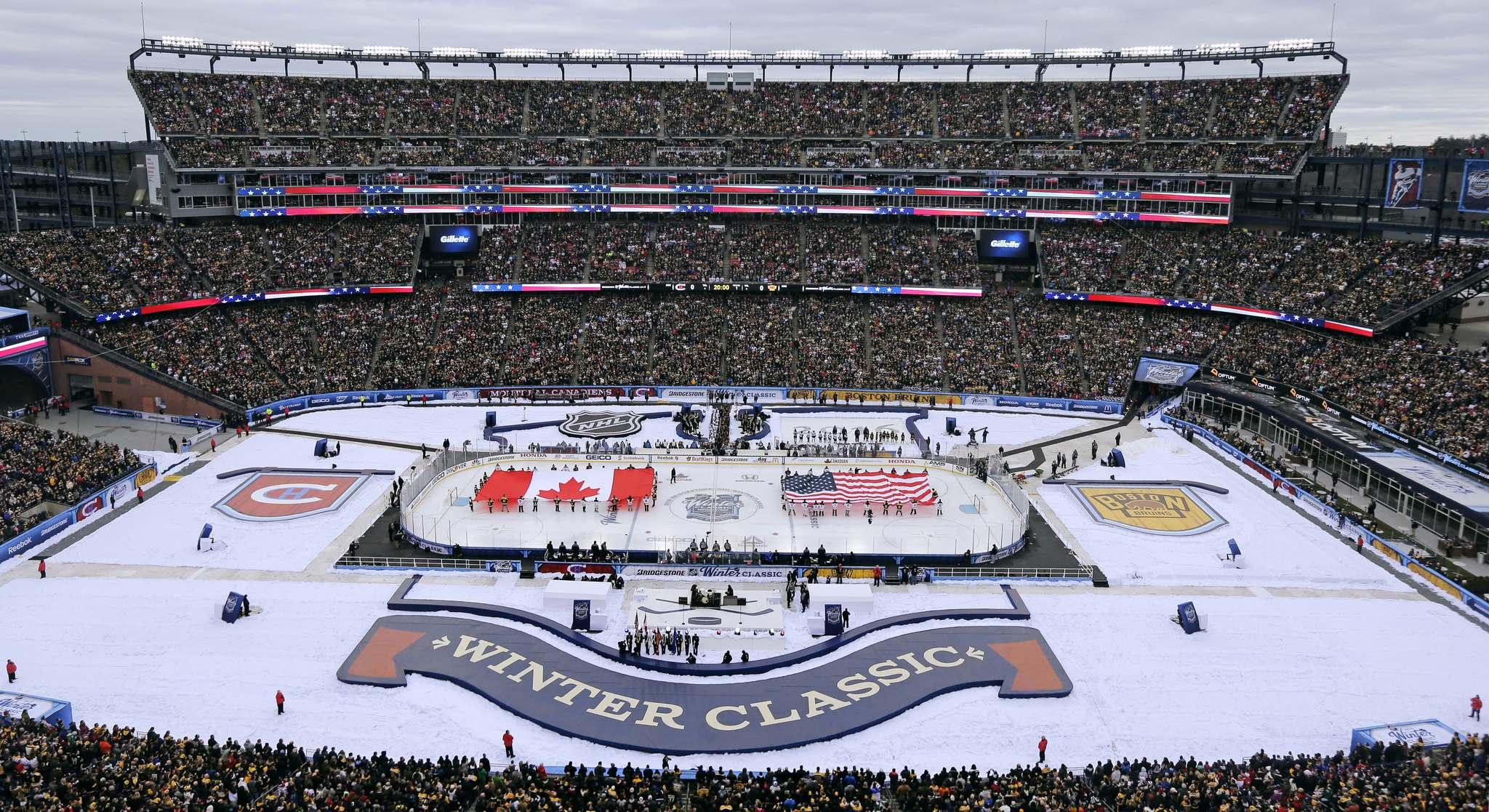 Will hockey still be considered Canada&rsquo;s game in 2028 when there are more Americans than Canadians playing in the NHL? (Charles Krupa / The Associated Press files) </p>