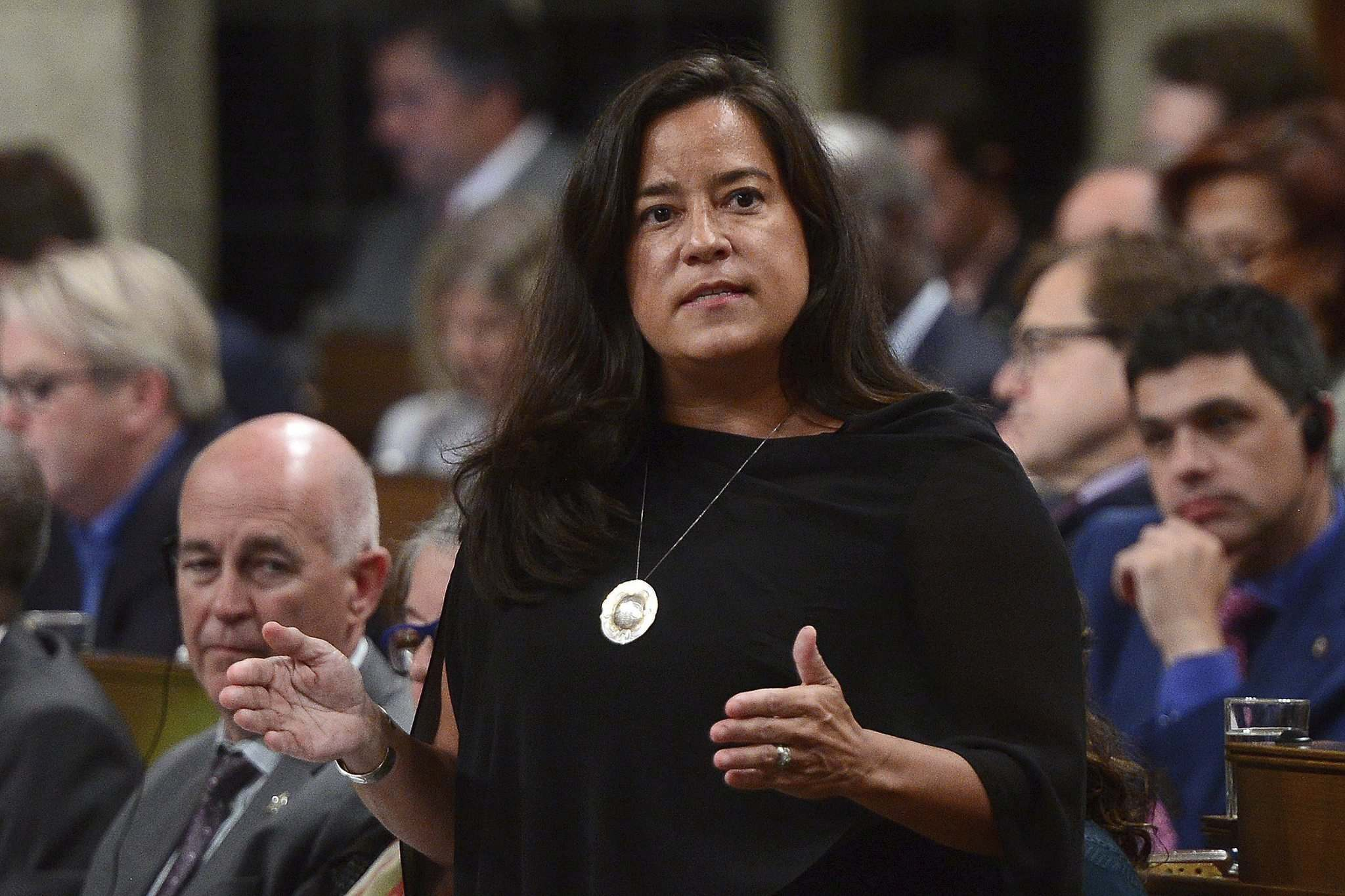 Sean Kilpatrick / The Canadian Press Files</p><p>Minister of Justice and Attorney General of Canada Jody Wilson-Raybould</p>