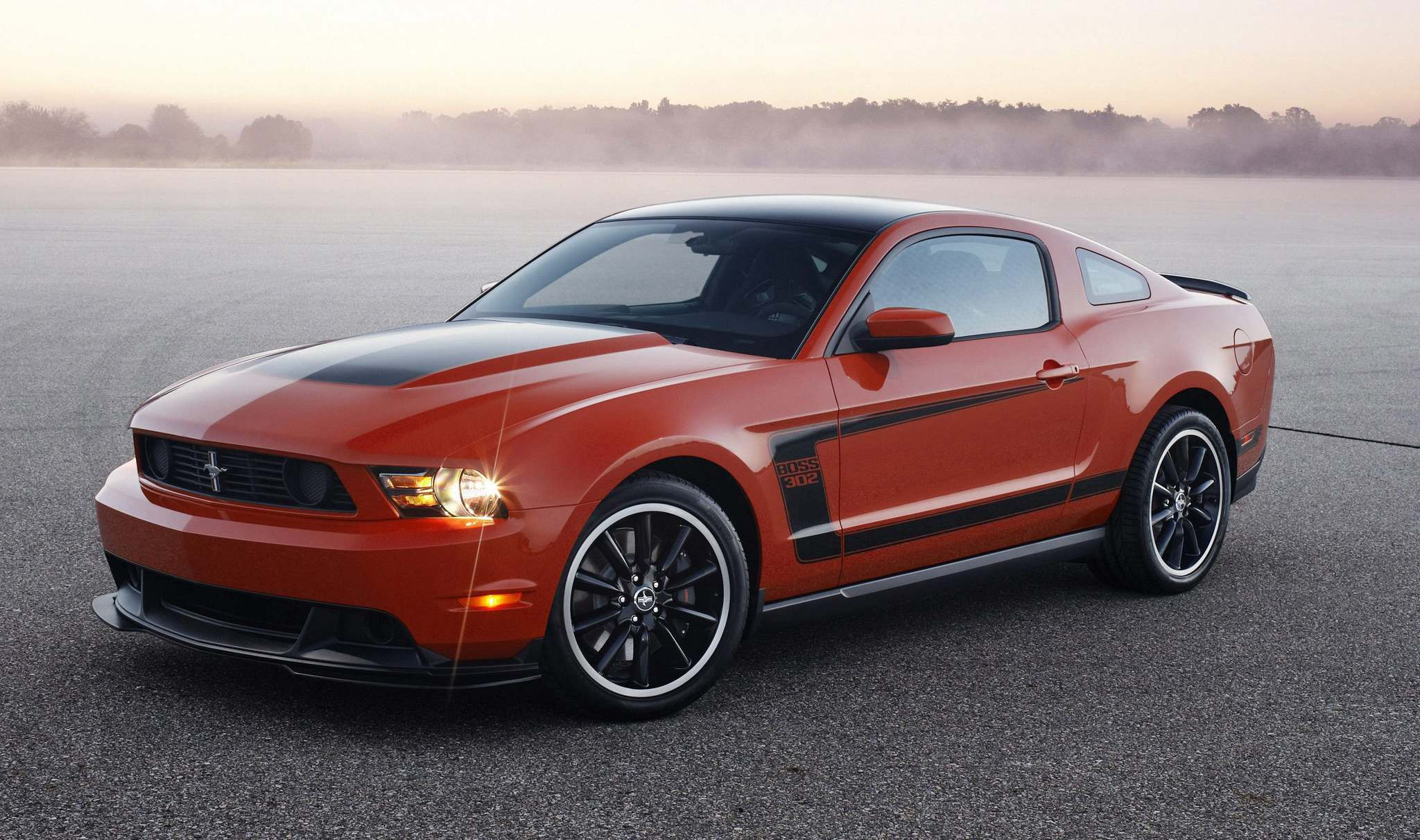 2012 Ford Mustang Boss 302. (Supplied)